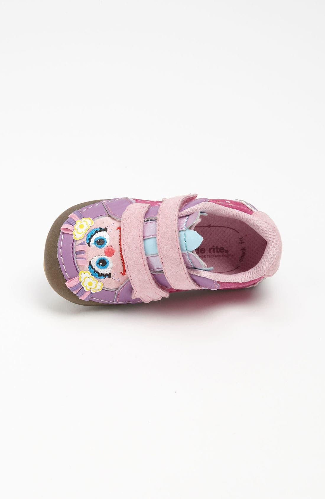 Alternate Image 3  - Stride Rite 'Sesame Street® - Abby Cadaby' Sneaker (Baby & Walker)