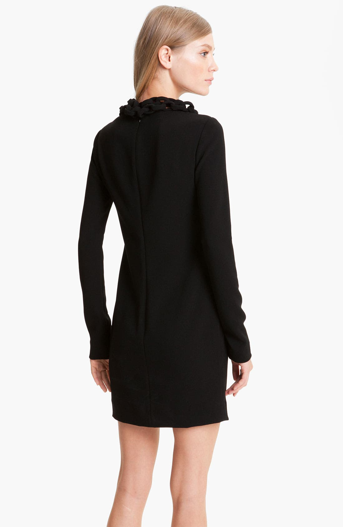 Alternate Image 2  - Diane von Furstenberg 'Giada' Chain Collar Dress