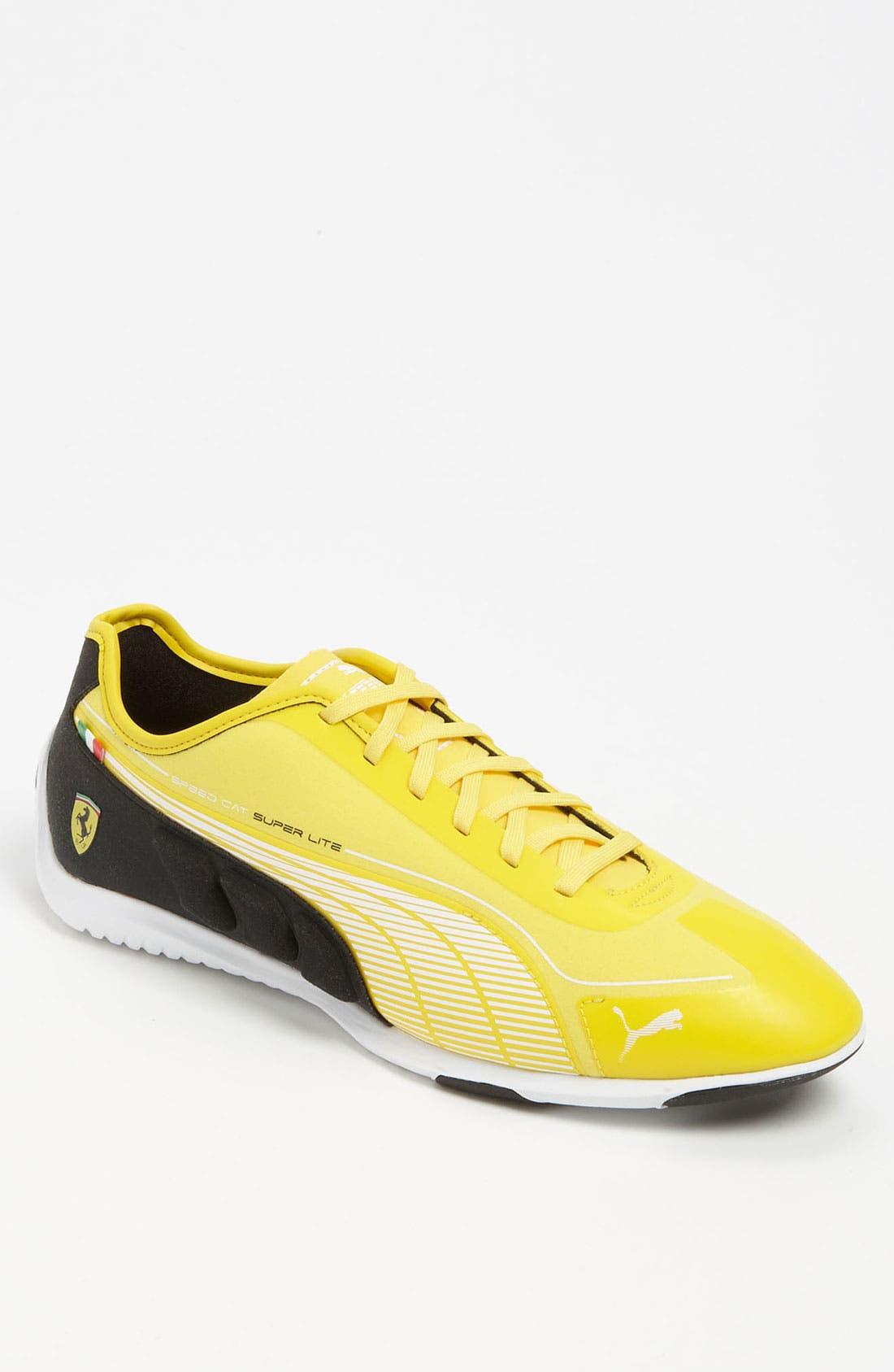 Main Image - PUMA 'Ferrari Speed Cat Super Lite' Sneaker (Men)