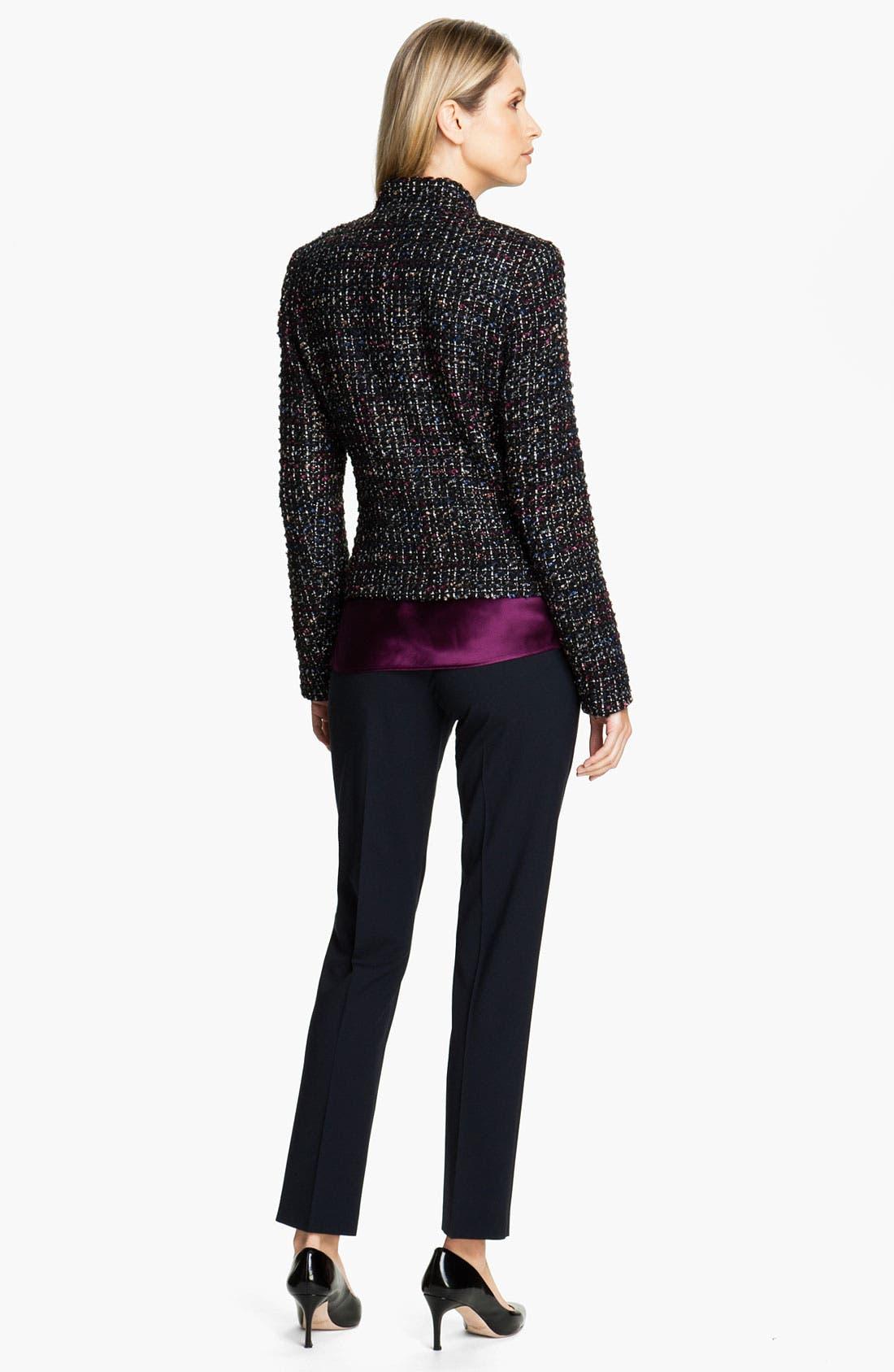 Alternate Image 5  - Lafayette 148 New York 'Menon Cambria Tweed' Jacket
