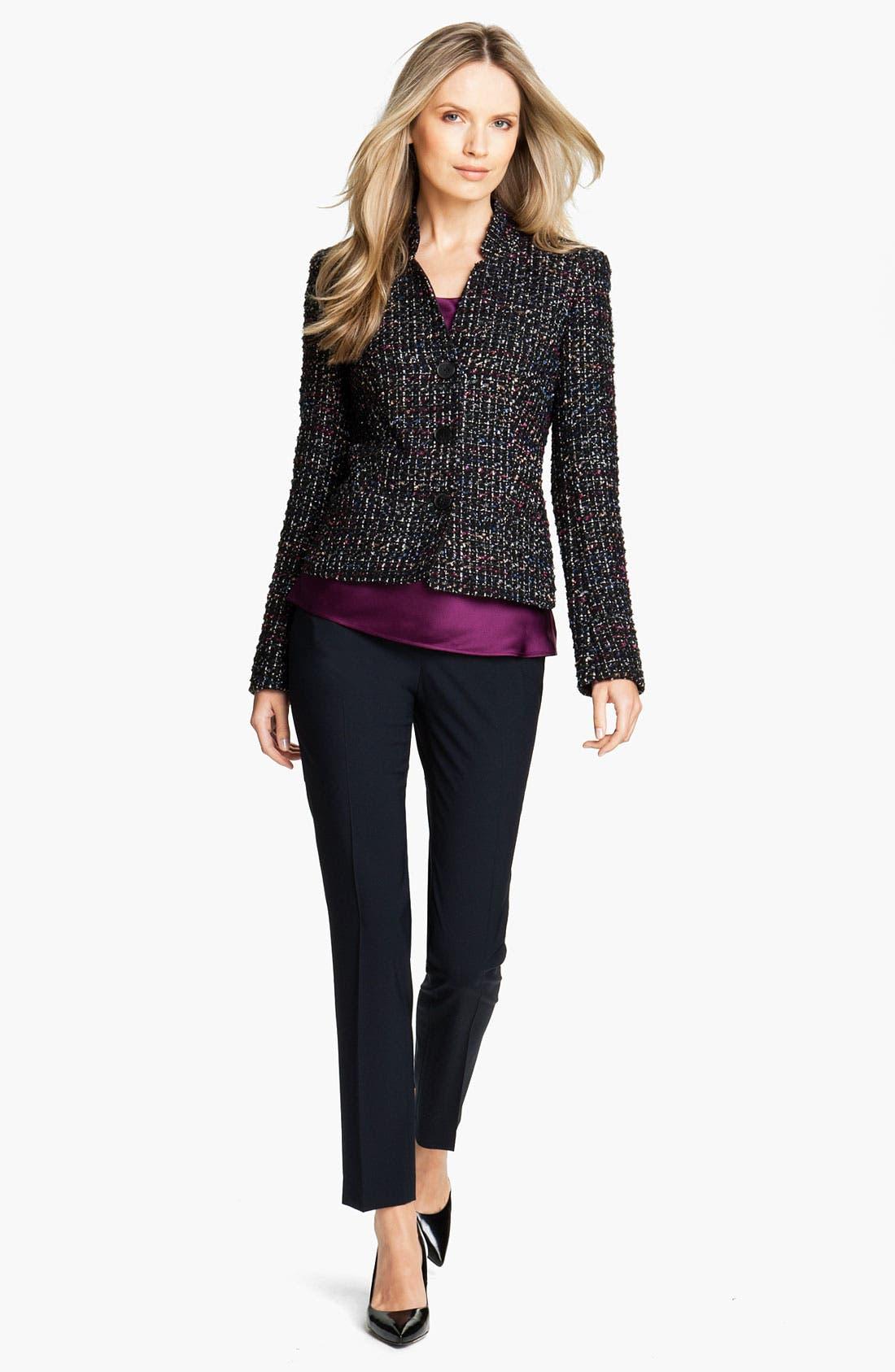 Alternate Image 4  - Lafayette 148 New York 'Menon Cambria Tweed' Jacket
