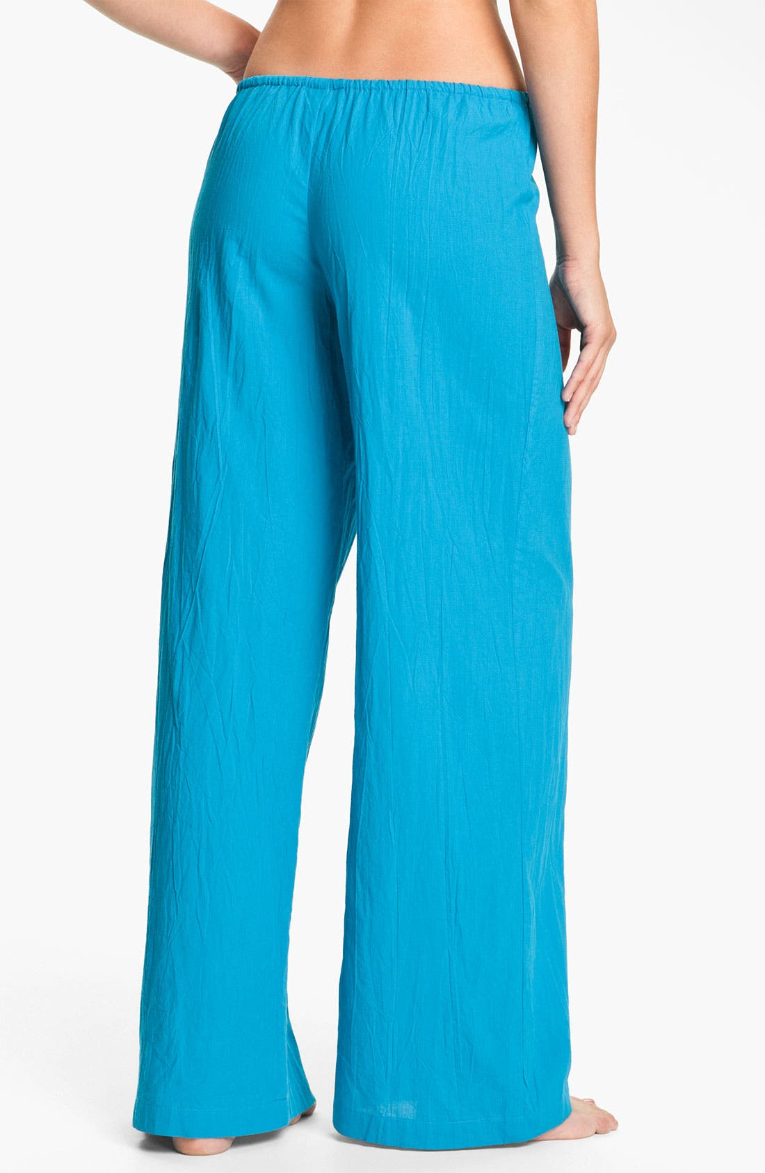 Alternate Image 2  - Tommy Bahama Crinkle Drawstring Pants