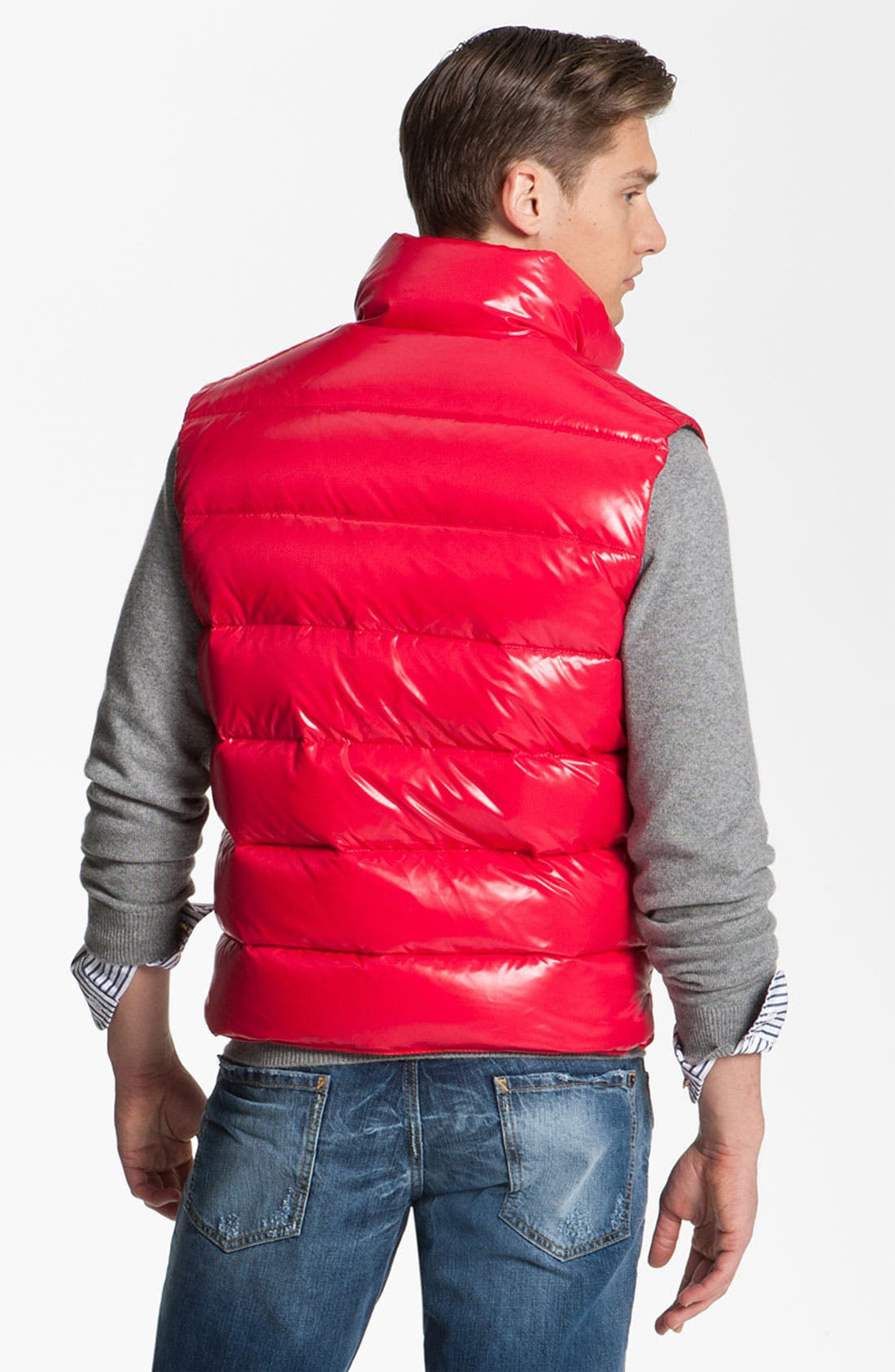 Alternate Image 2  - Moncler 'Tib' Quilted Down Vest