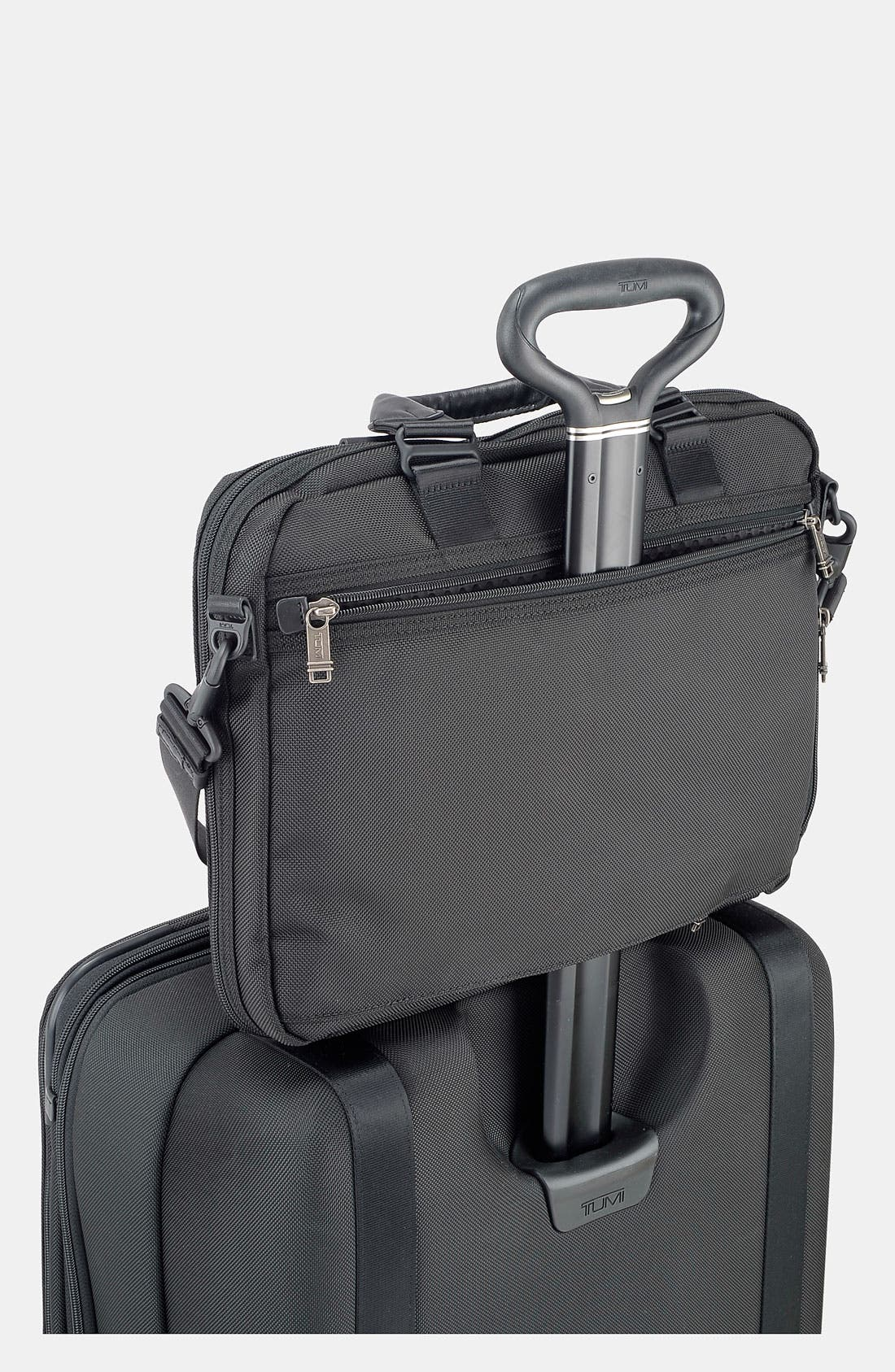 Alternate Image 4  - Tumi 'Alpha Bravo - Yuma' Slim Briefcase