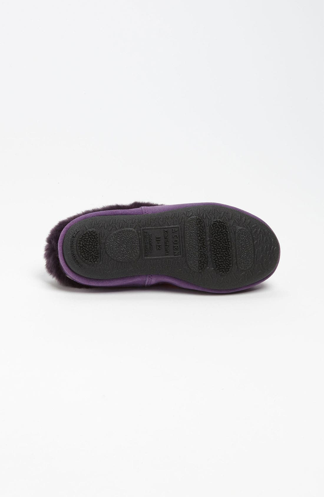 Alternate Image 4  - Acorn 'Hopscotch' Slipper (Toddler, Little Kid & Big Kid)