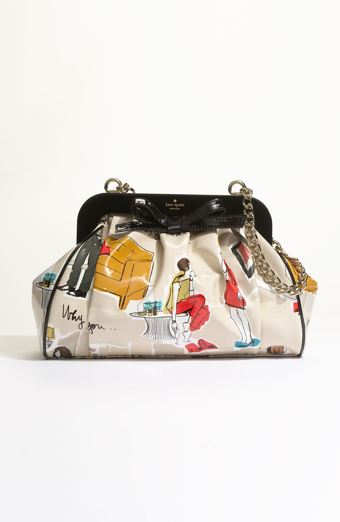 Alternate Image 5  - kate spade new york 'garance doré - massie' clutch