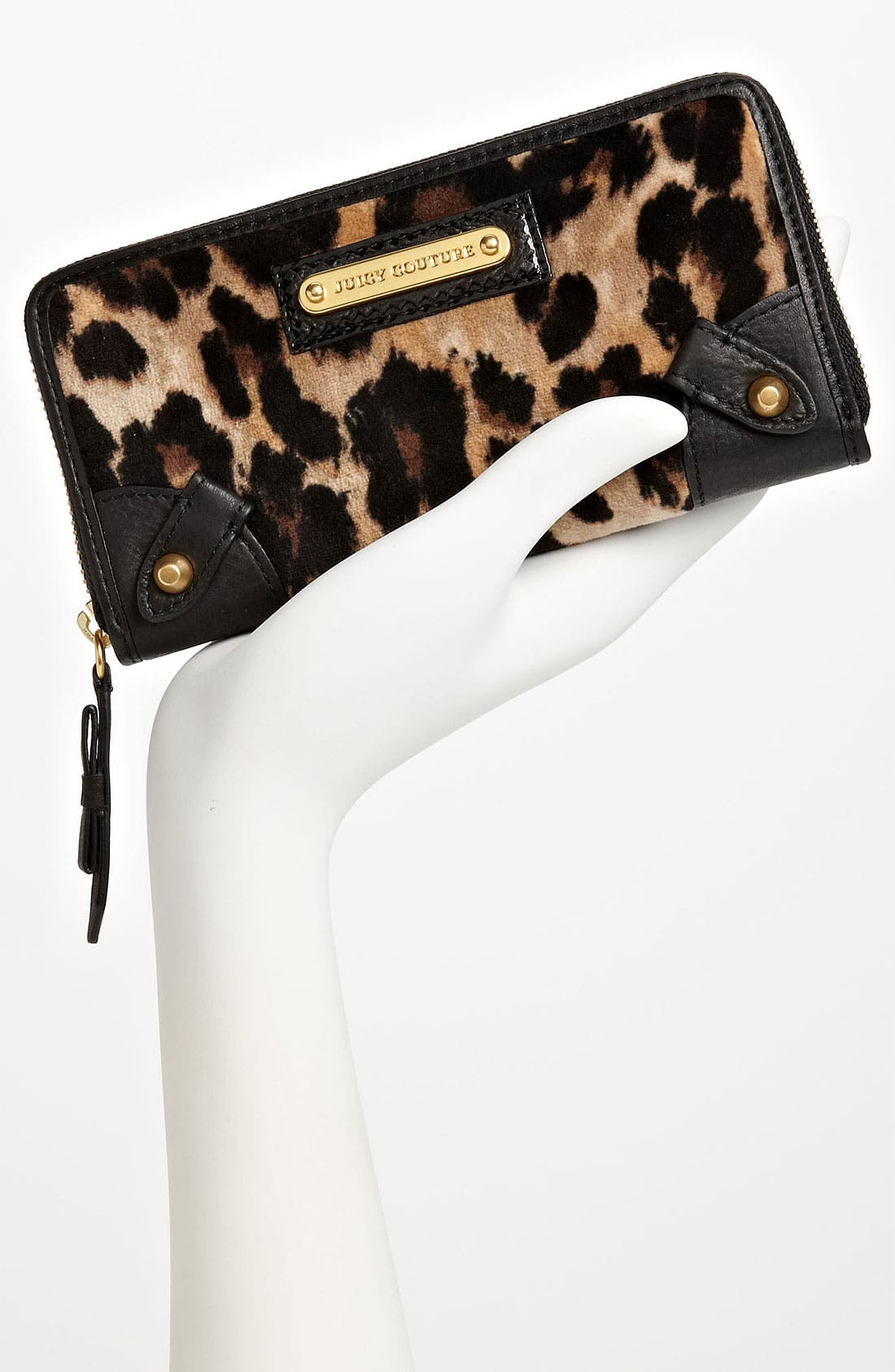 Alternate Image 2  - Juicy Couture 'Wild Things' Zip Wallet
