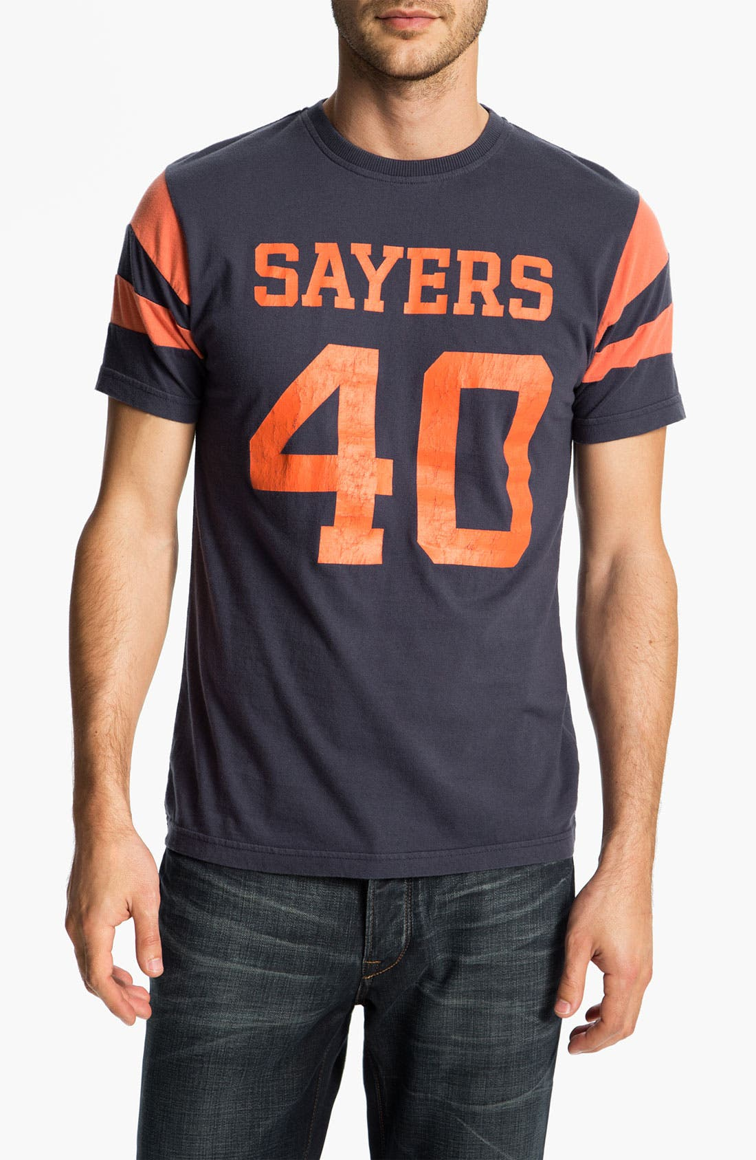 Alternate Image 1 Selected - Red Jacket 'Gale Sayers - Nickel' T-Shirt