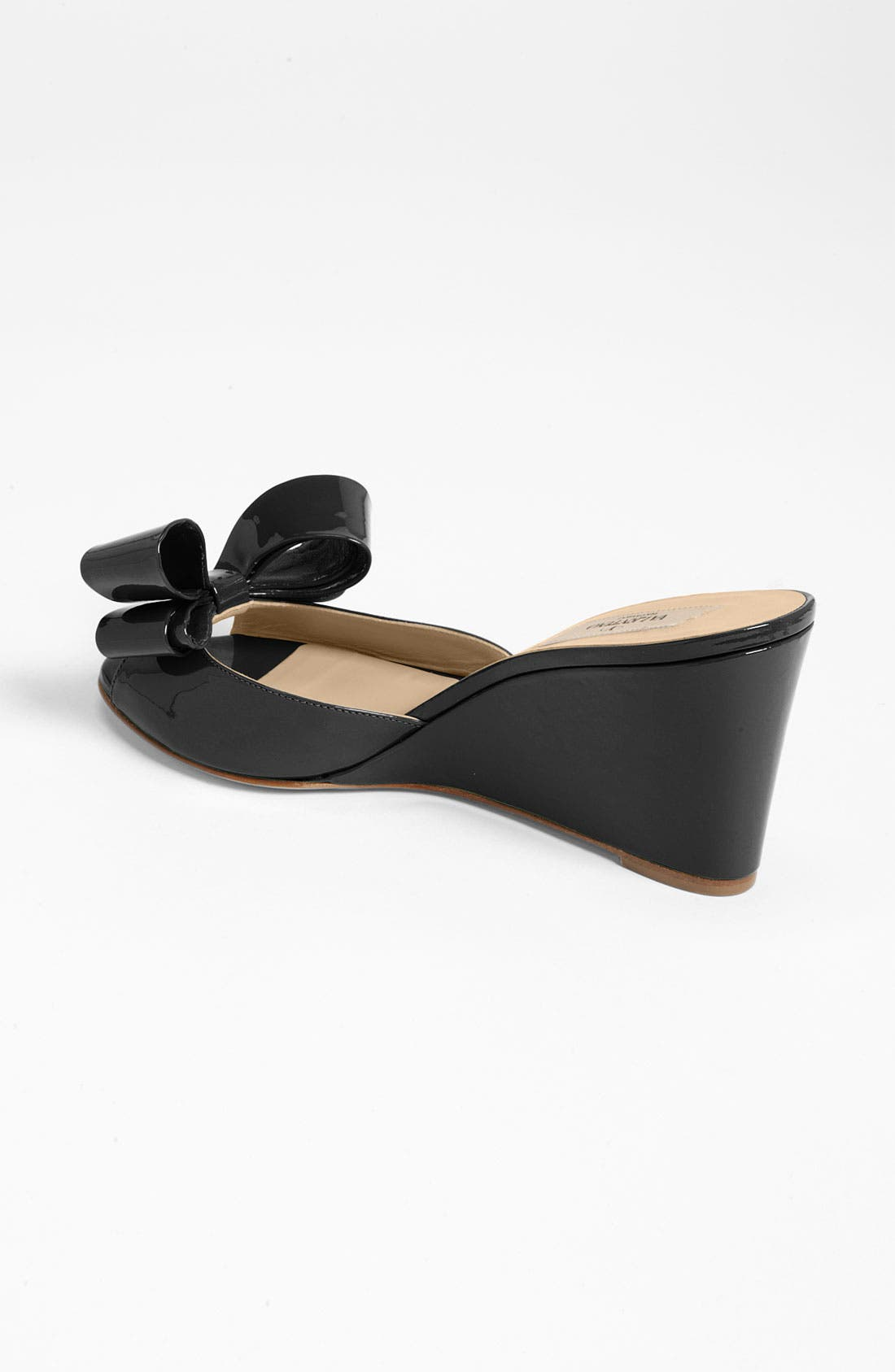 Alternate Image 2  - Valentino Bow Wedge Sandal