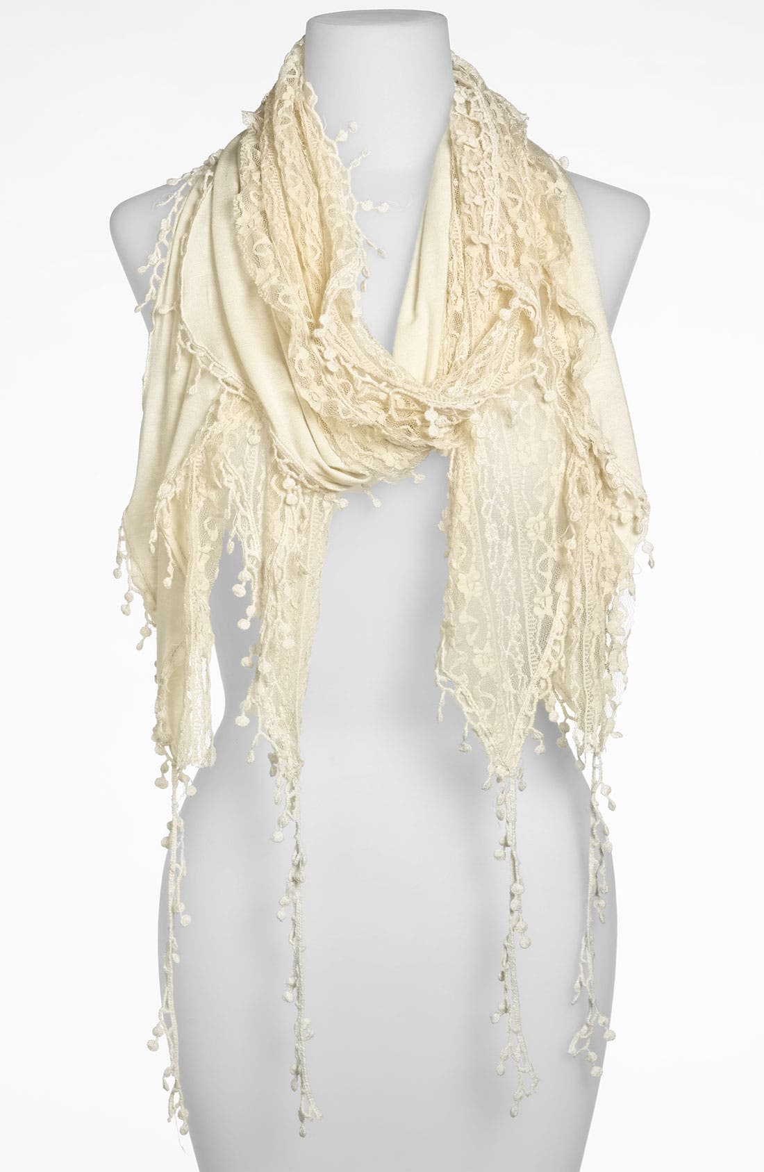 Main Image - David & Young Lace Scarf