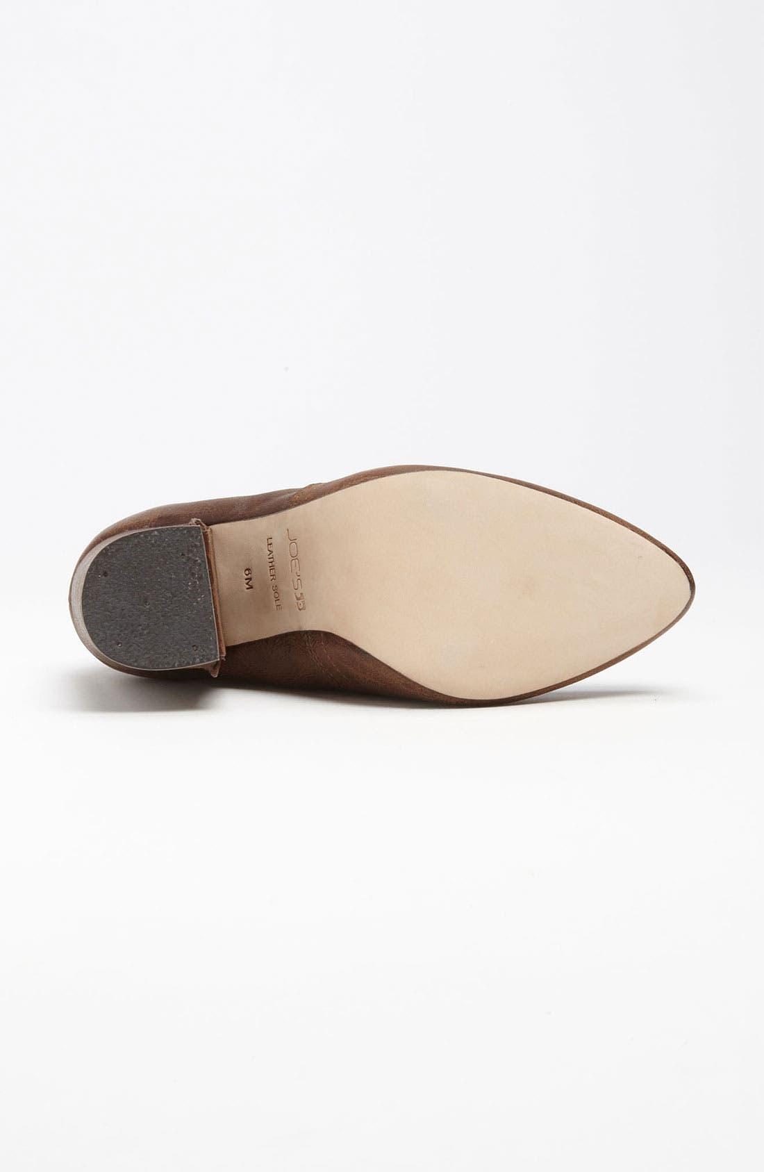 Alternate Image 4  - Joe's 'Faye' Leather Ankle Boot