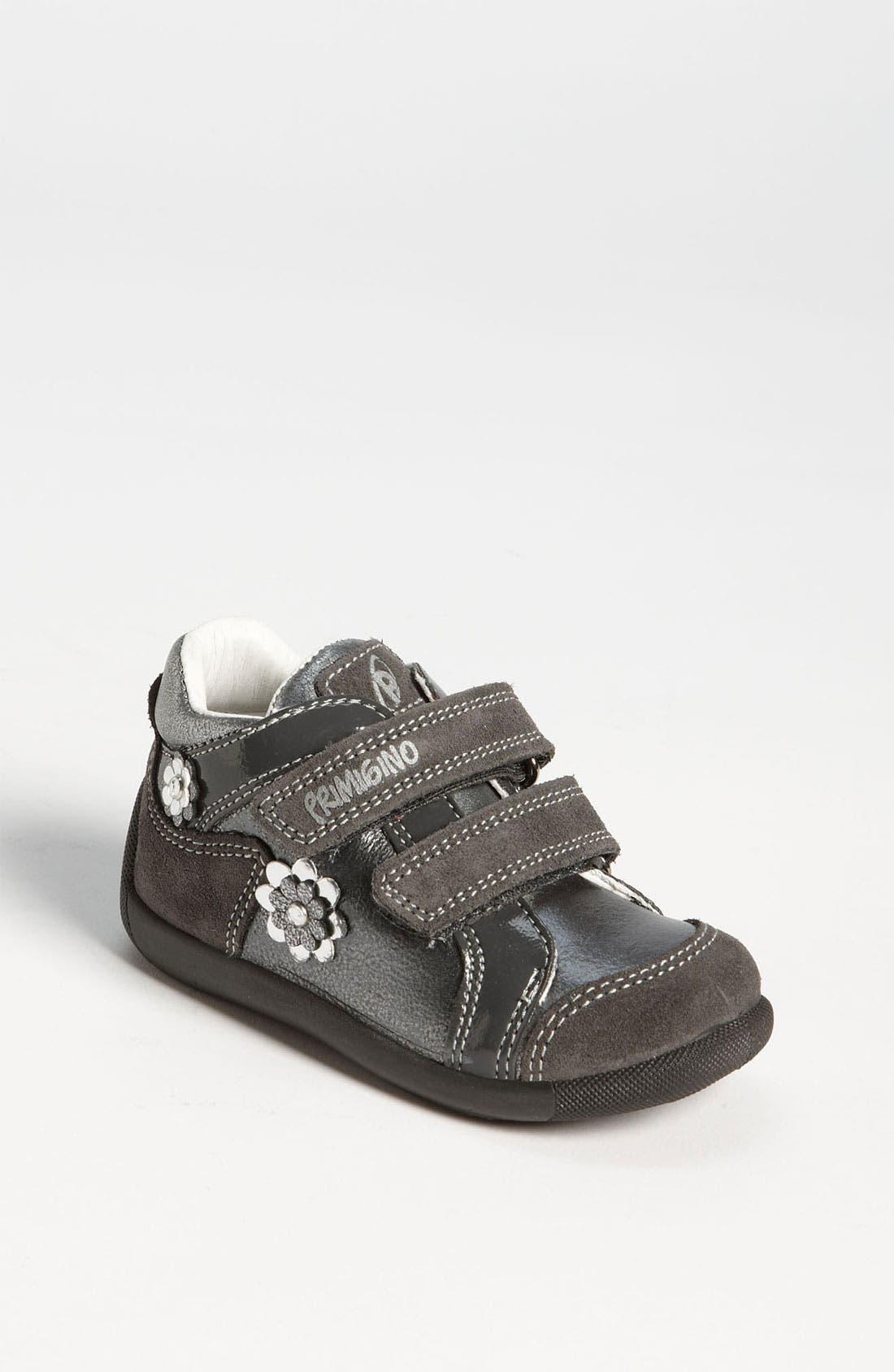 Main Image - Primigi 'Simona' Sneaker (Baby, Walker & Toddler)