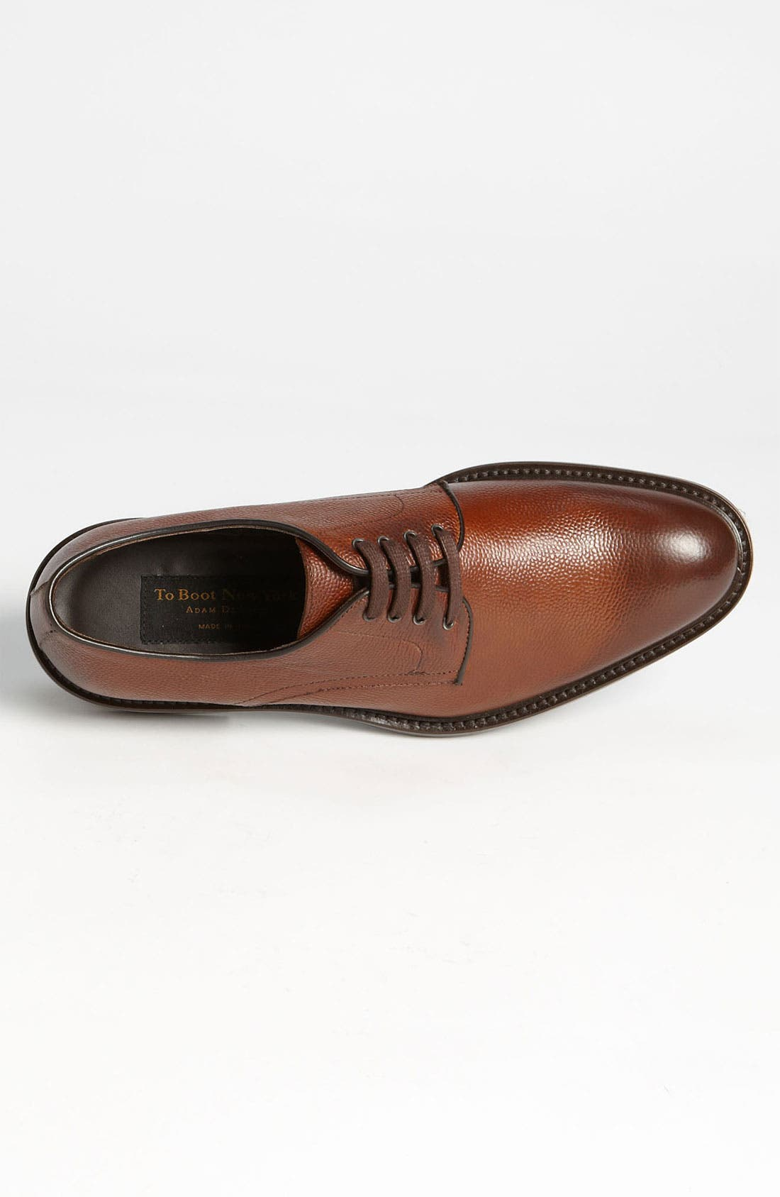 Alternate Image 3  - To Boot New York 'Clark' Plain Toe Derby