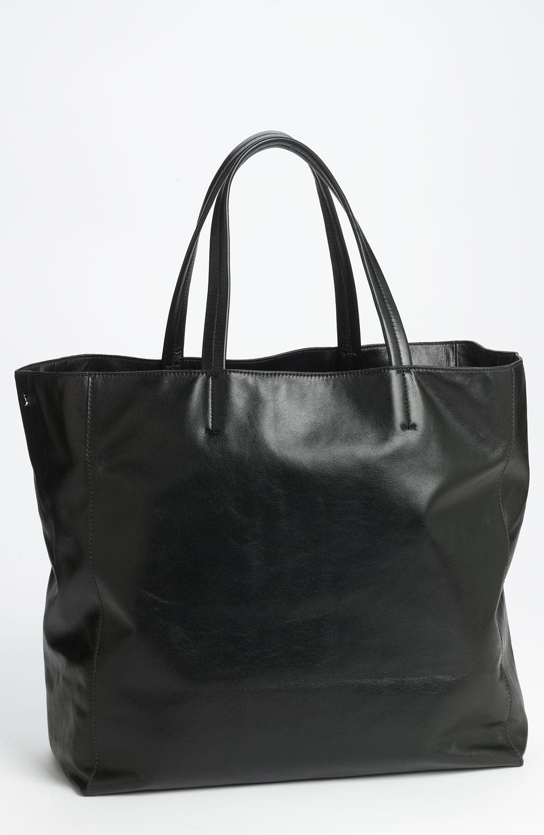 Alternate Image 1 Selected - Lafayette 148 New York 'Anna' Leather Tote