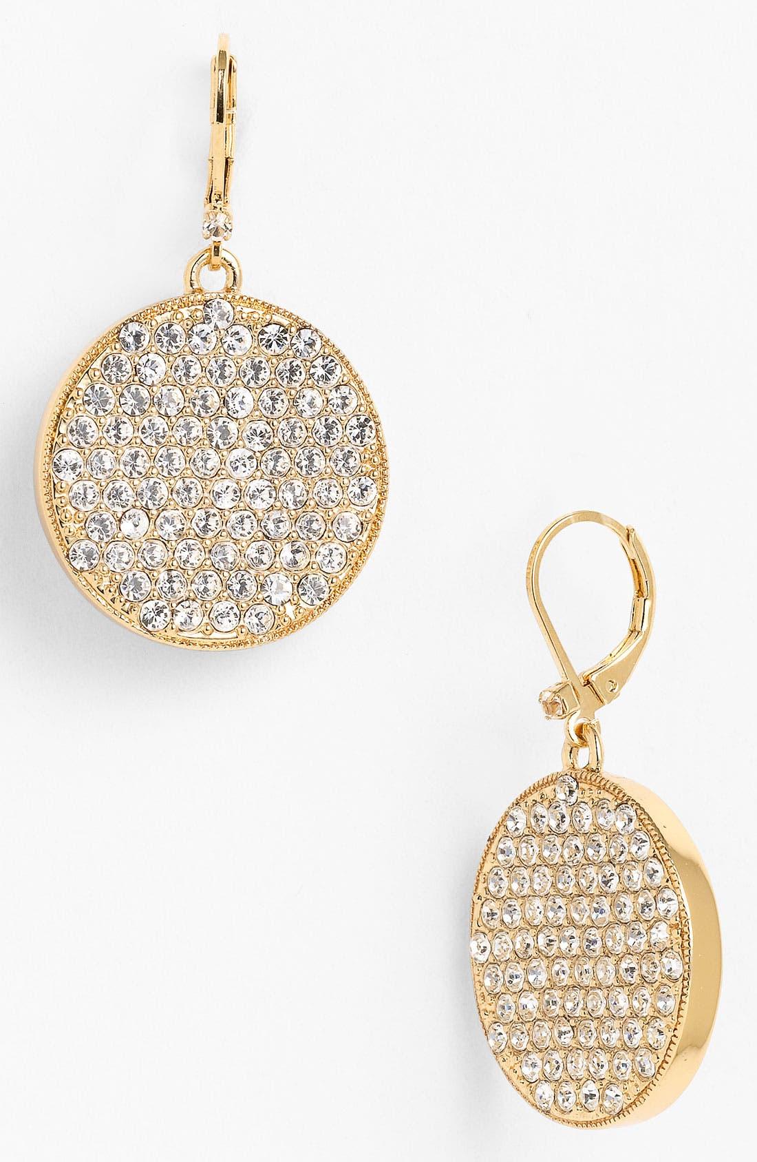 Main Image - kate spade new york 'bright spot' drop earrings