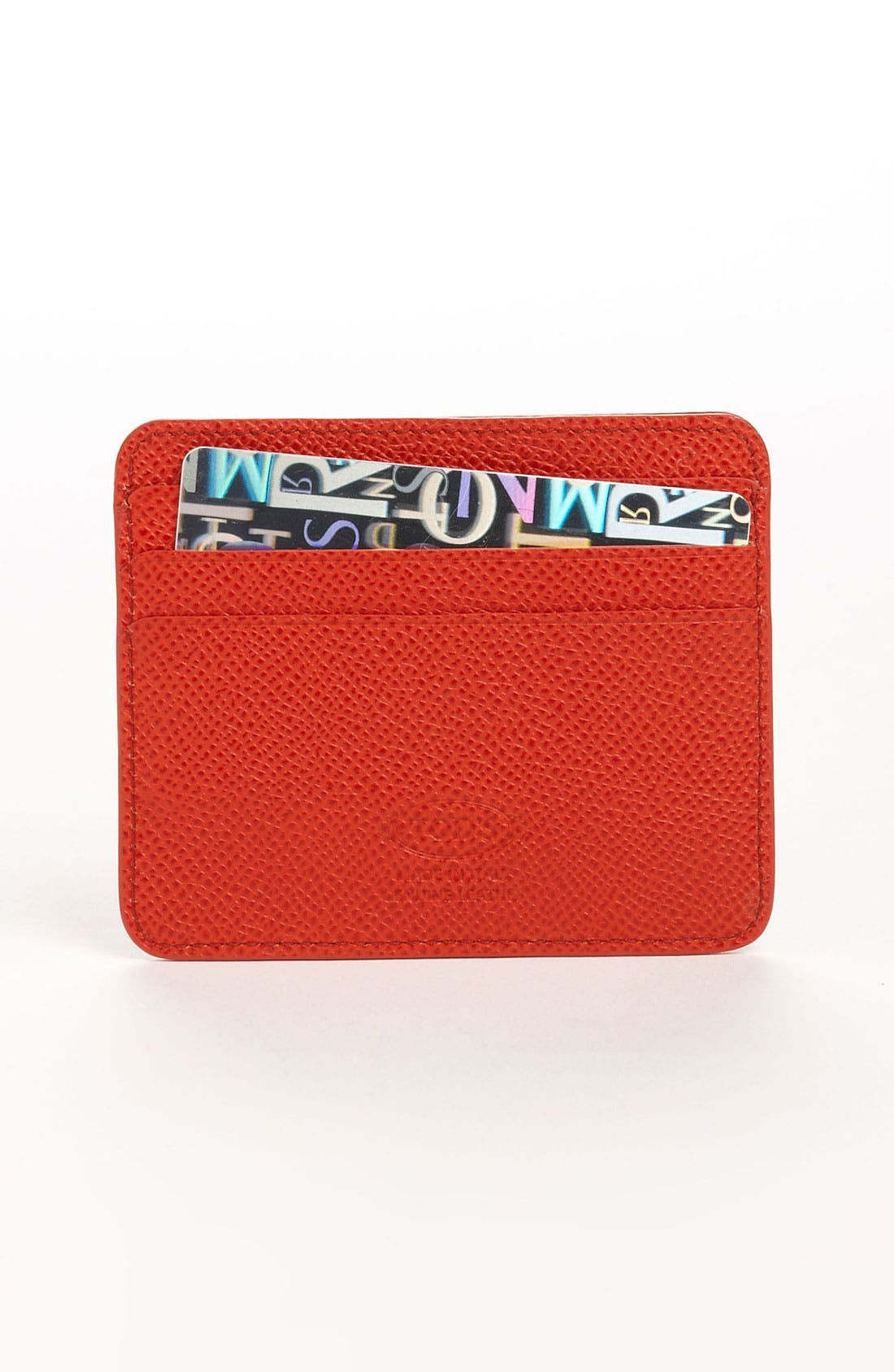 Alternate Image 2  - Tod's Leather Credit Card Case
