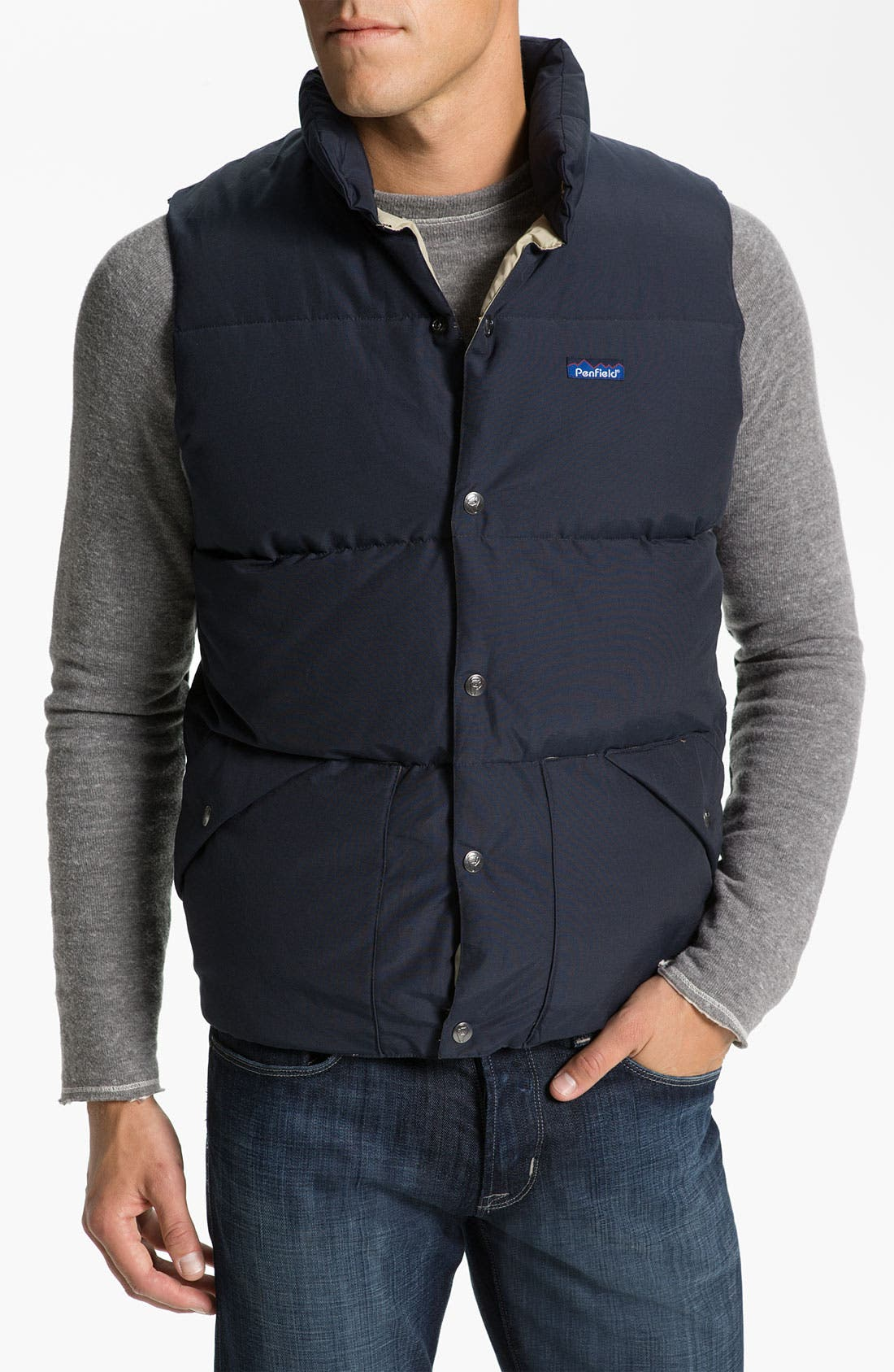 Alternate Image 1 Selected - Penfield Down Vest