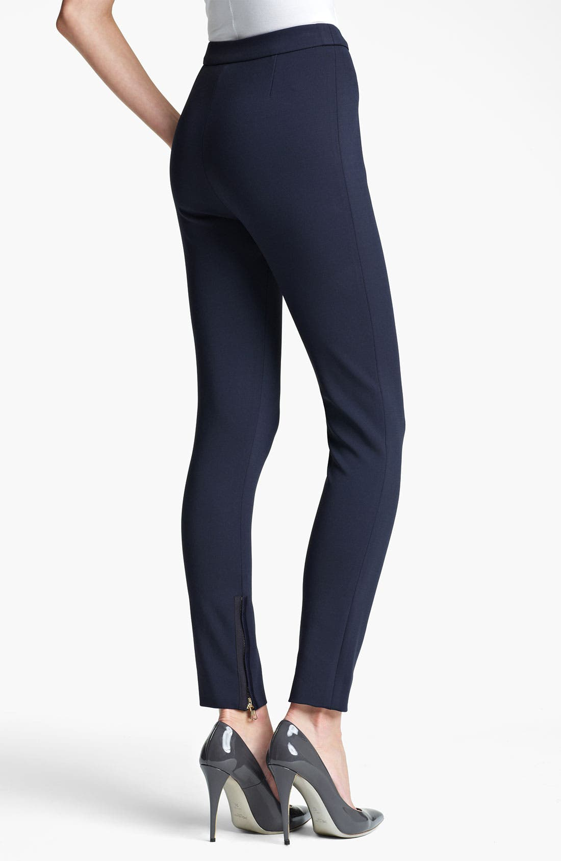 Alternate Image 2  - Valentino Jersey Leggings