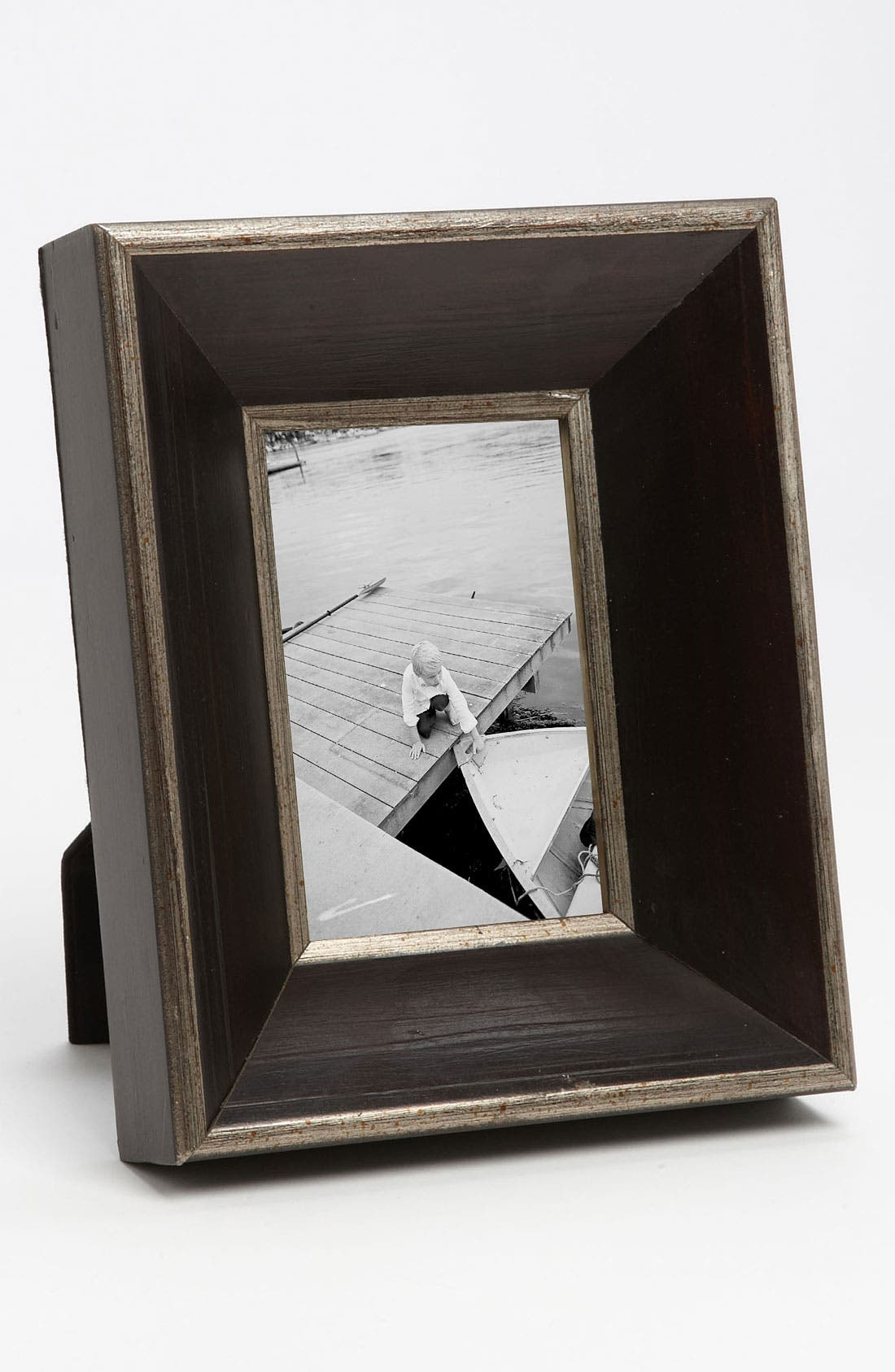 Alternate Image 1 Selected - Beveled Wood Picture Frame (4x6)