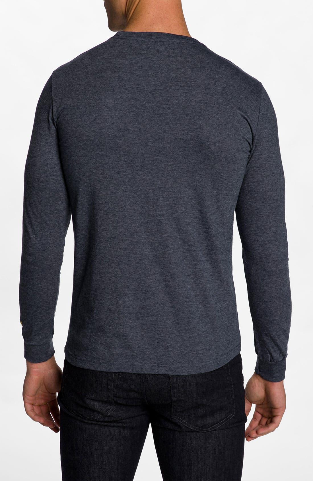 Alternate Image 2  - Hurley 'Oozer' Graphic T-Shirt