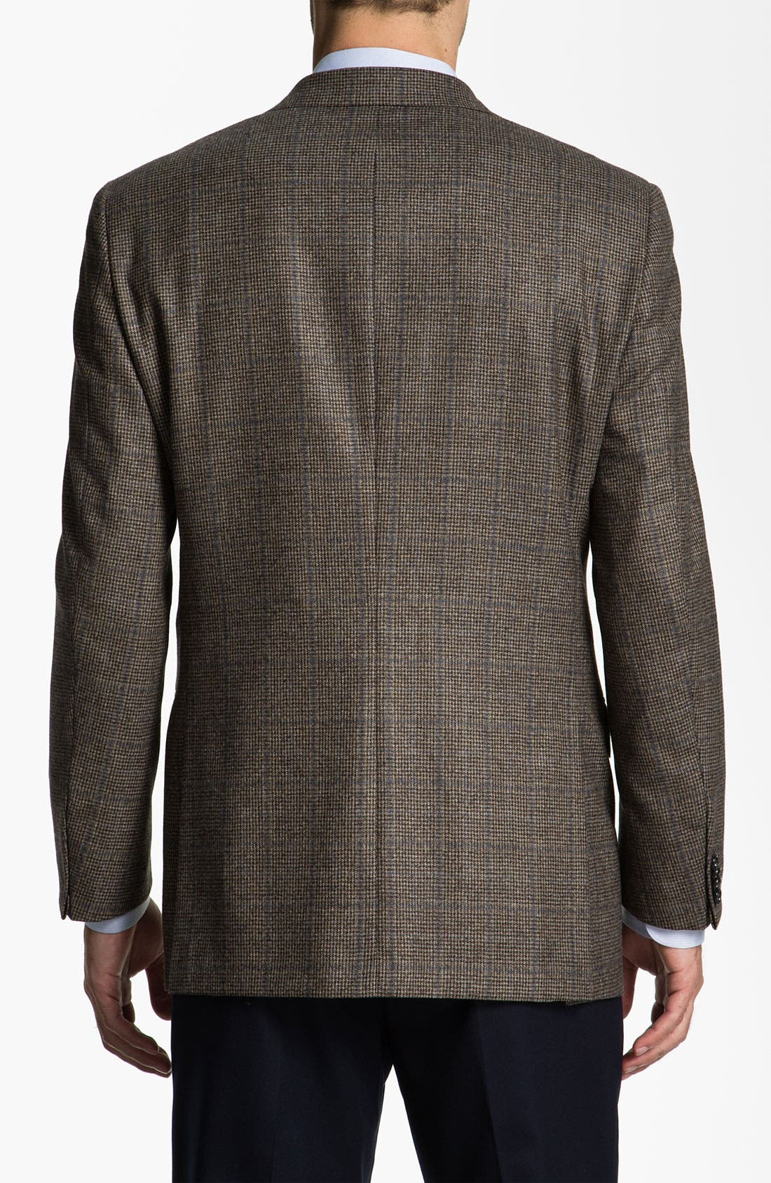 Alternate Image 2  - Hickey Freeman Plaid Sportcoat