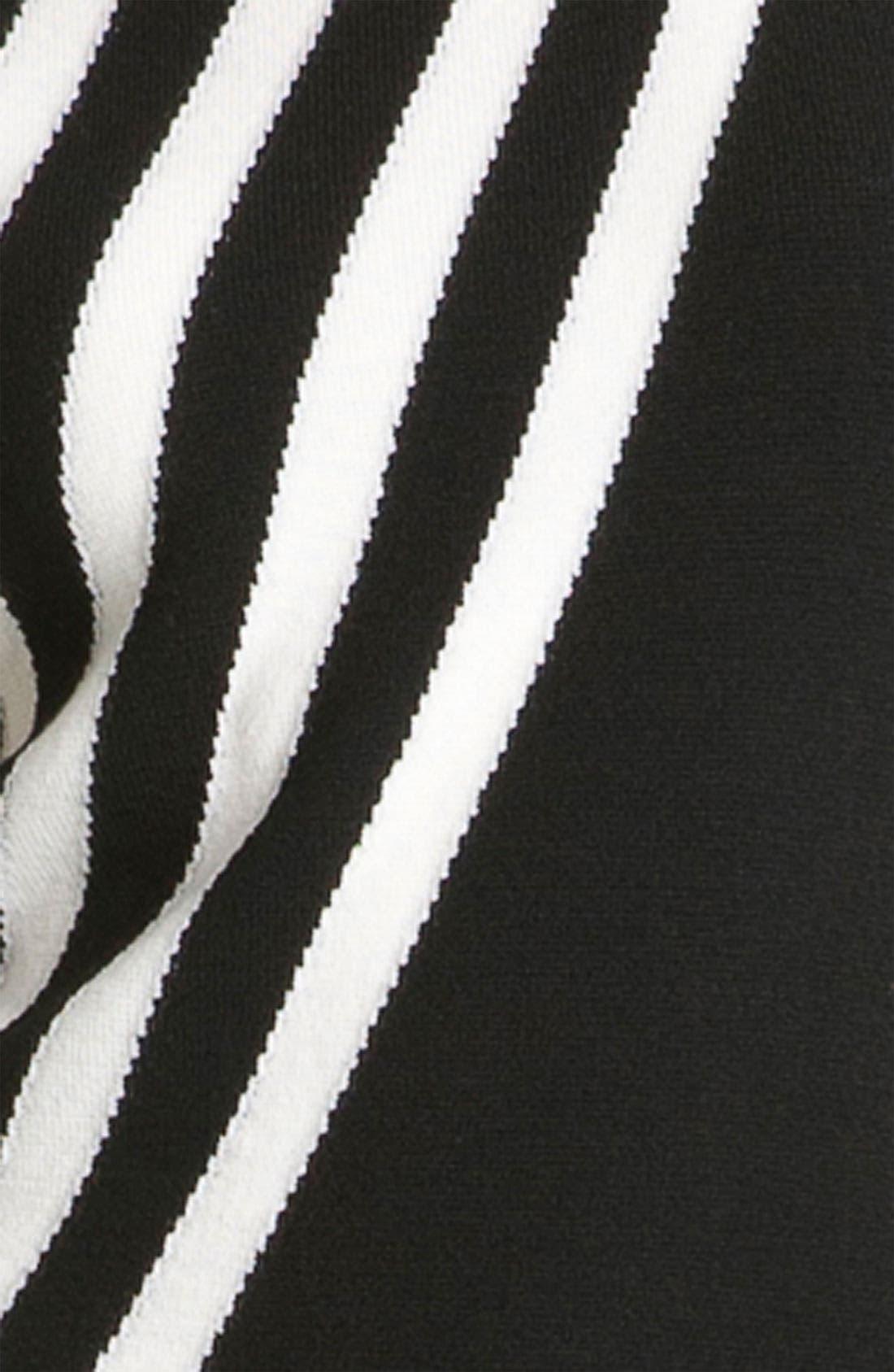 Alternate Image 3  - Milly Stripe Merino Wool Shift Dress