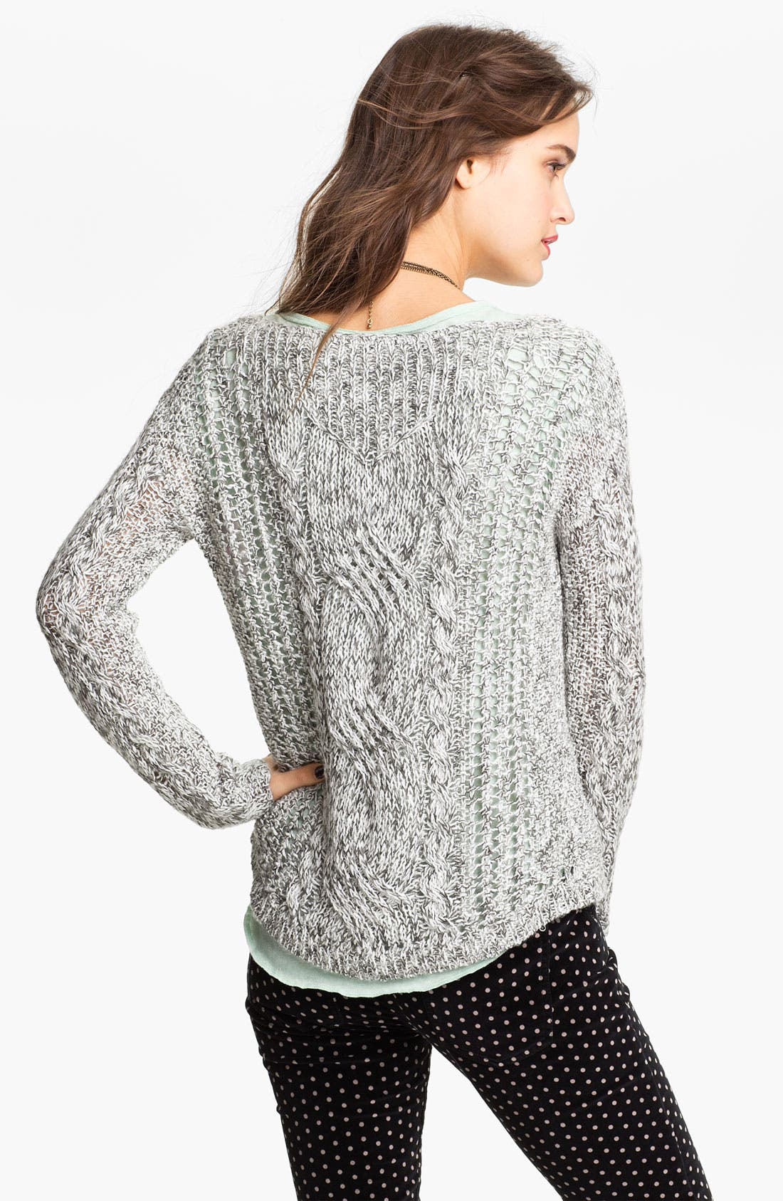 Alternate Image 2  - Free People 'West End' Sweater