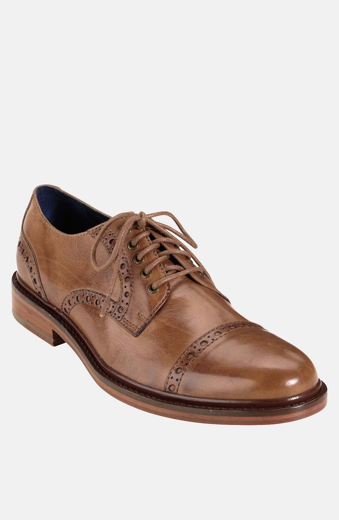 Alternate Image 1 Selected - Cole Haan 'Air Harrison' Cap Toe Derby