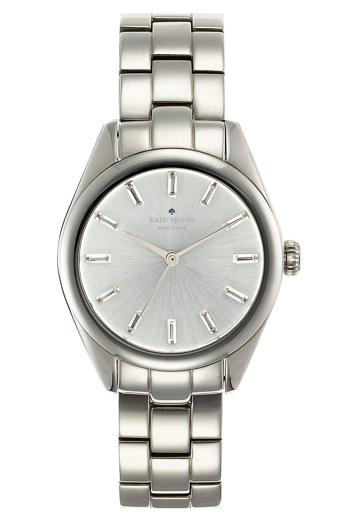 Alternate Image 1 Selected - kate spade new york 'seaport' bracelet watch, 34mm