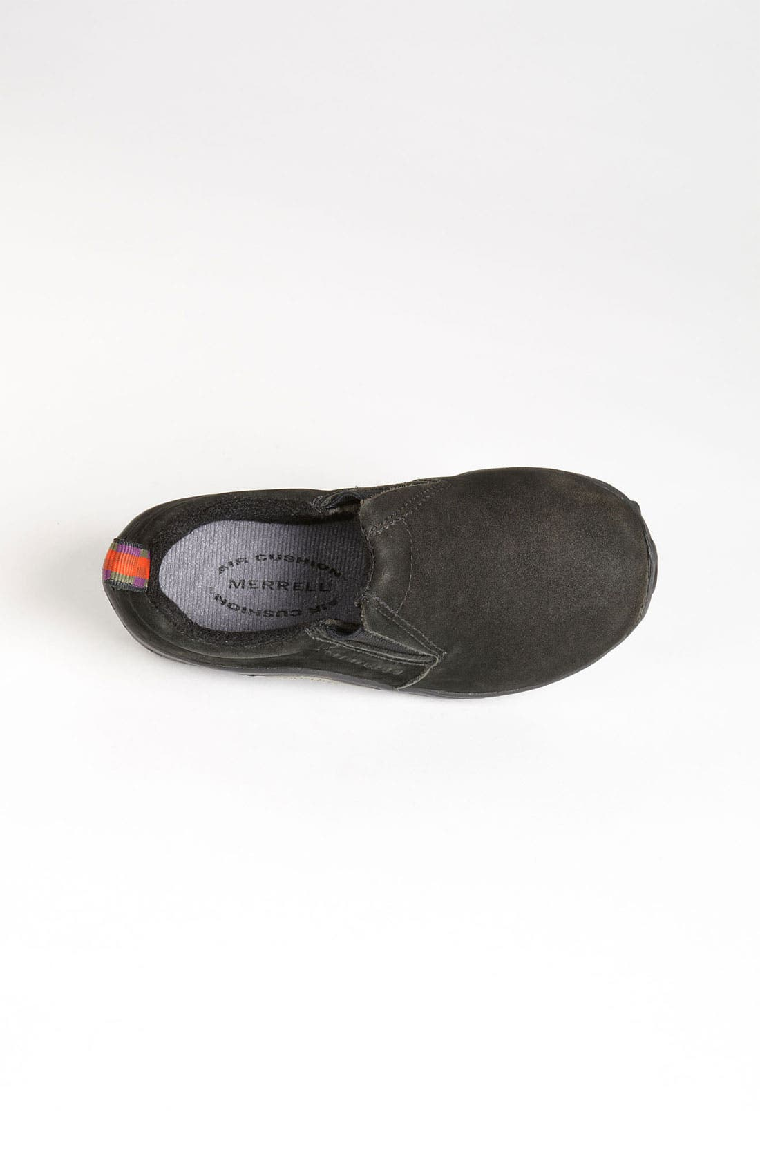 Alternate Image 3  - Merrell 'Jungle Moc' Nubuck Slip-On (Toddler, Little Kid & Big Kid)