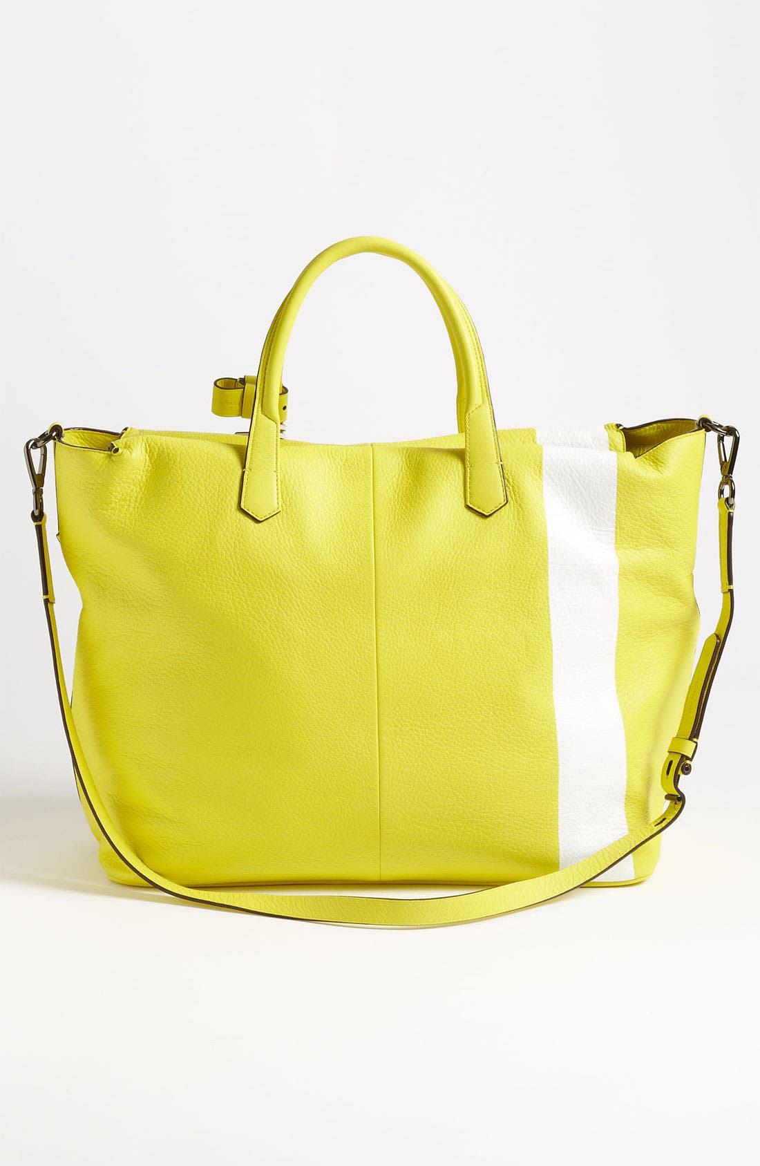 Alternate Image 4  - Reed Krakoff 'Gym Bag I' Leather Satchel