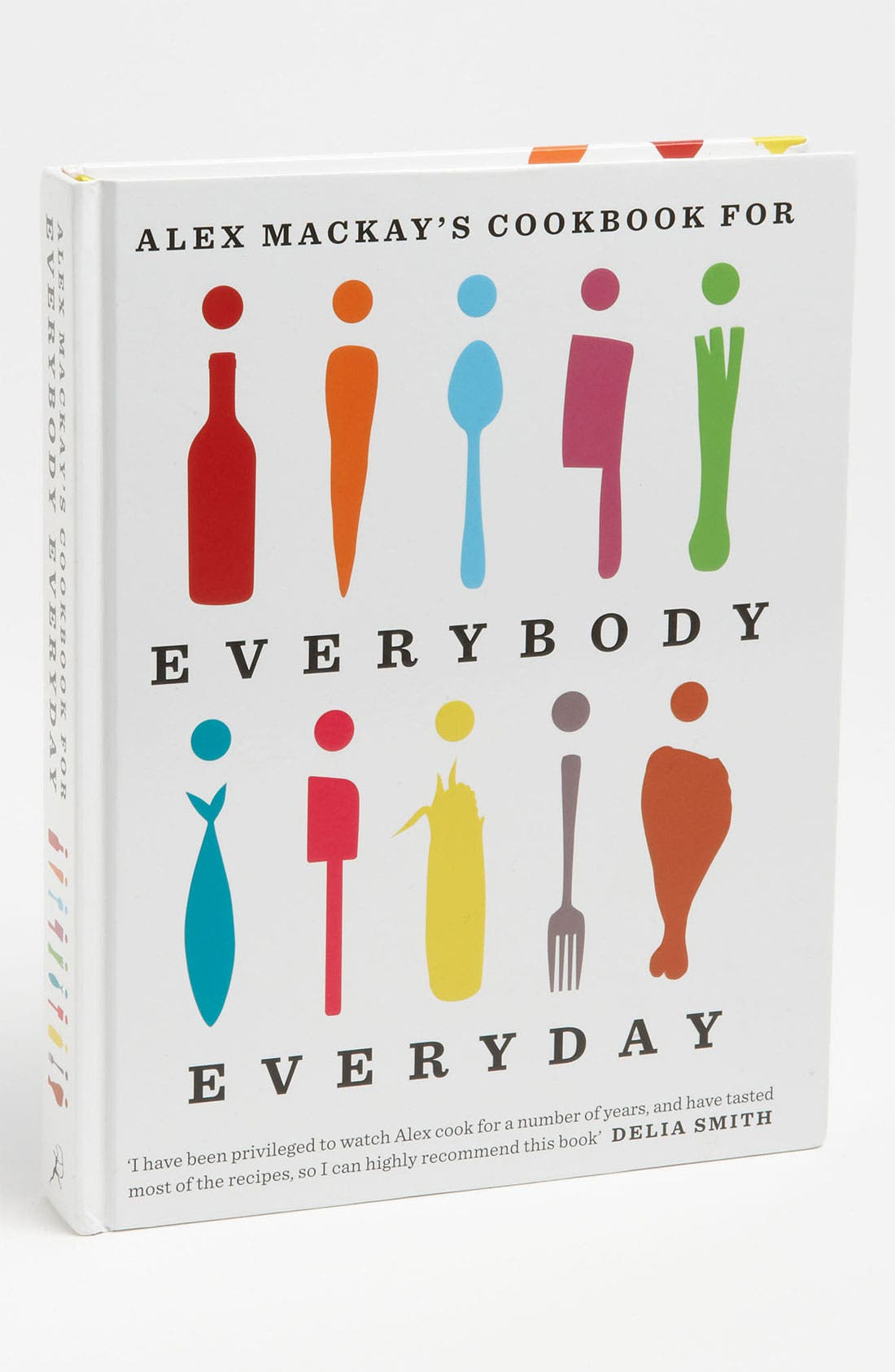 Main Image - 'Alex Mackay's Cookbook for Everybody, Everyday'