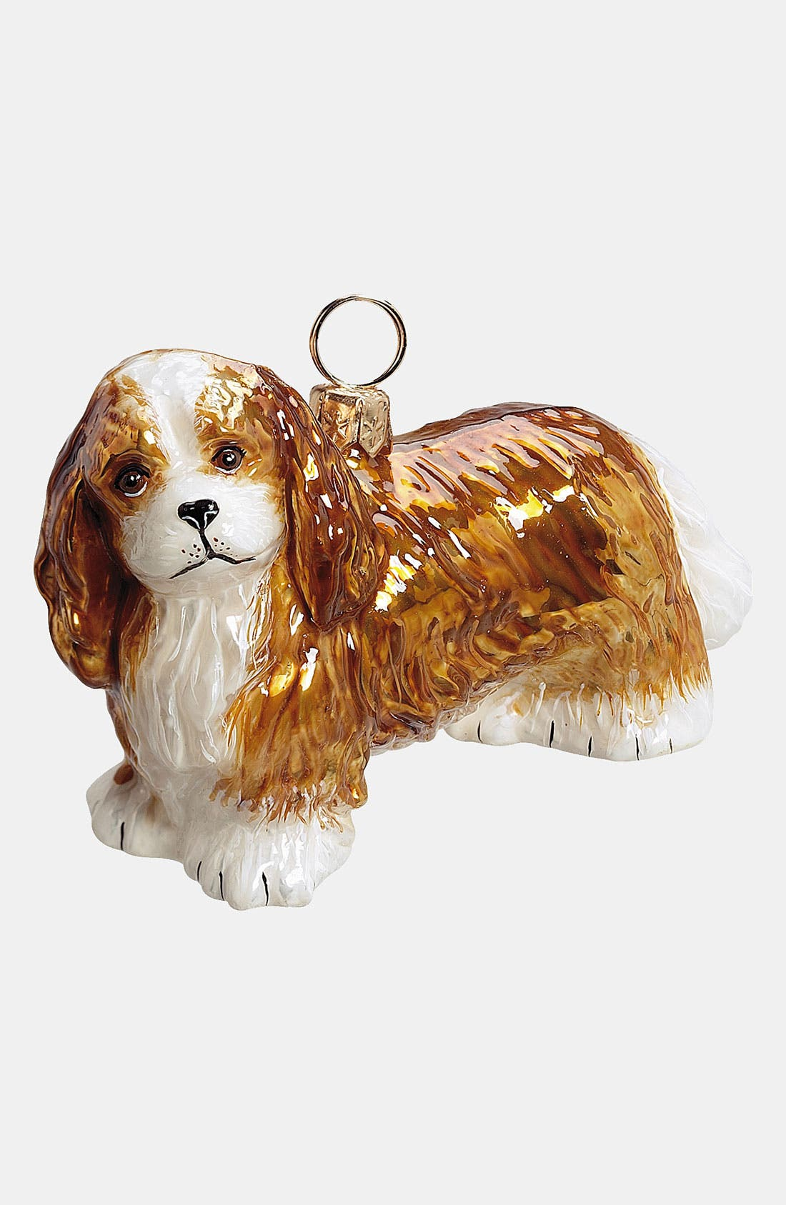Alternate Image 1 Selected - Joy to the World Collectibles 'Cavalier King Charles' Ornament