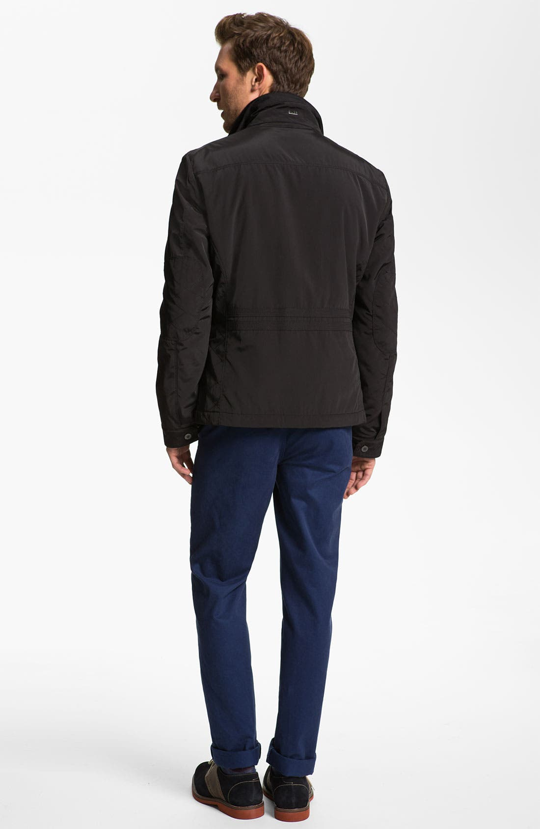 Alternate Image 5  - BOSS Black 'Cosey' Trim Fit Jacket