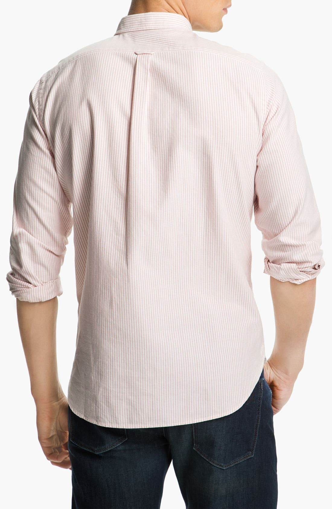 Alternate Image 2  - Façonnable Jeans Sport Shirt