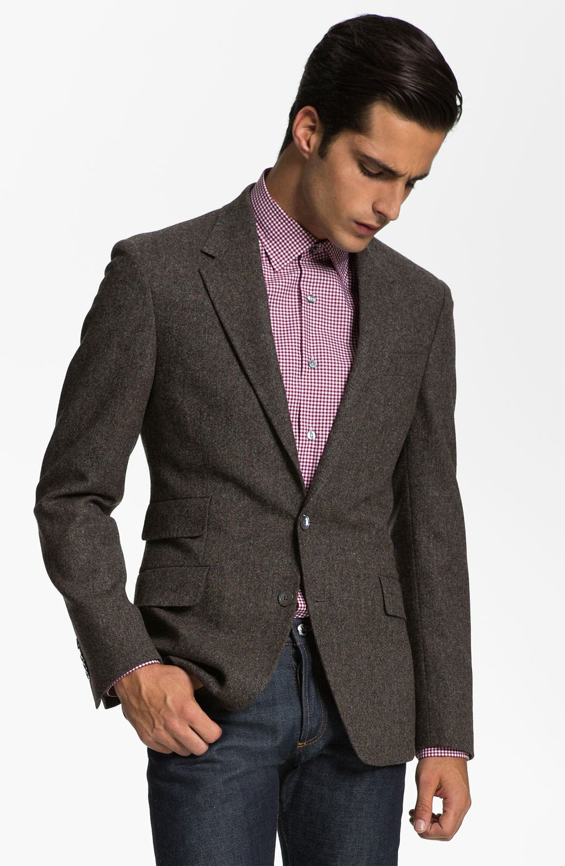 Alternate Image 1 Selected - Paul Smith London Wool Blazer