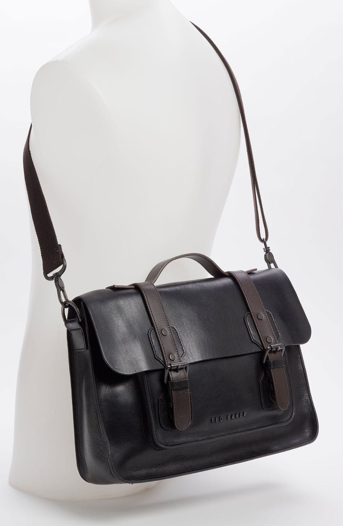 Alternate Image 4  - Ted Baker London 'Skolday' Briefcase