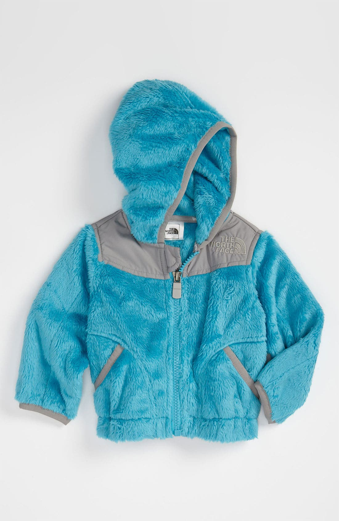 Main Image - The North Face 'Oso' Hoodie (Baby Girls)