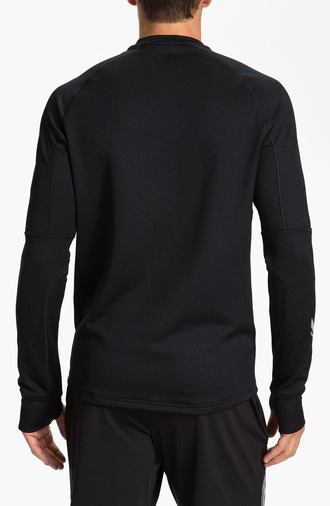 Alternate Image 2  - Under Armour 'Thermo Run' Fitted Long Sleeve ColdGear® T-Shirt (Online Exclusive)