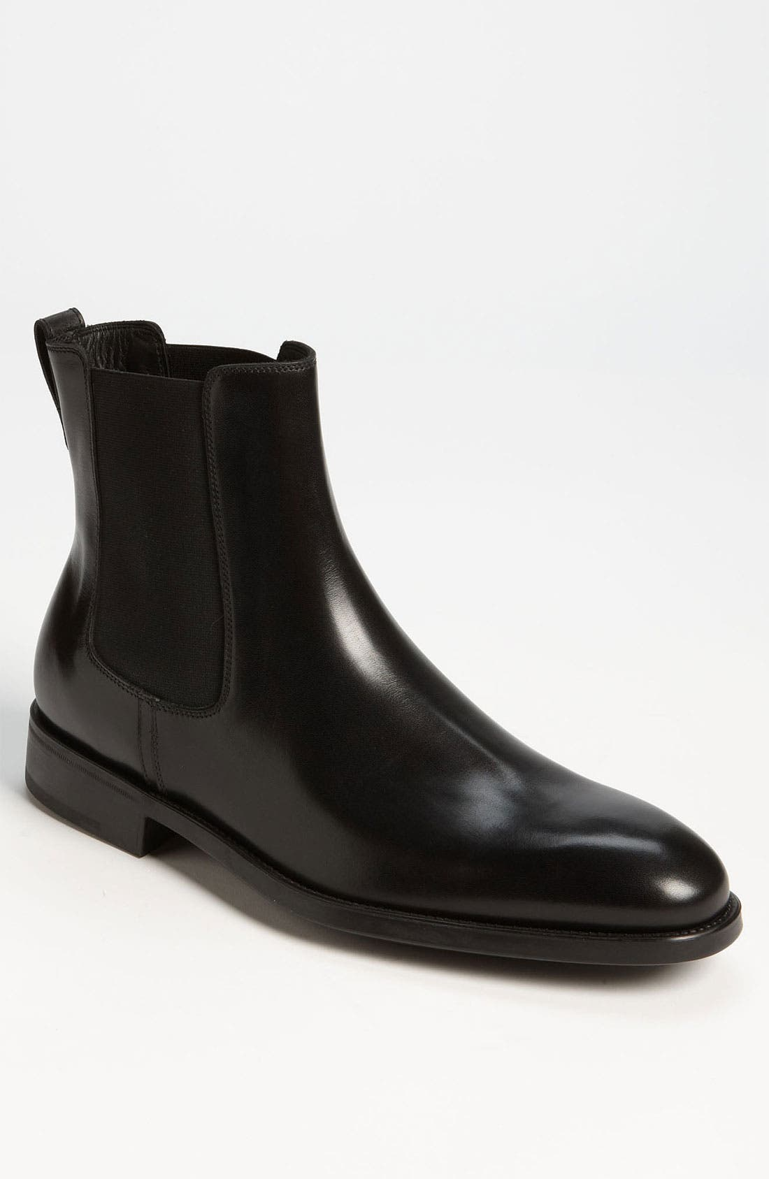 Alternate Image 1 Selected - Salvatore Ferragamo 'Arden' Chelsea Boot (Online Only)