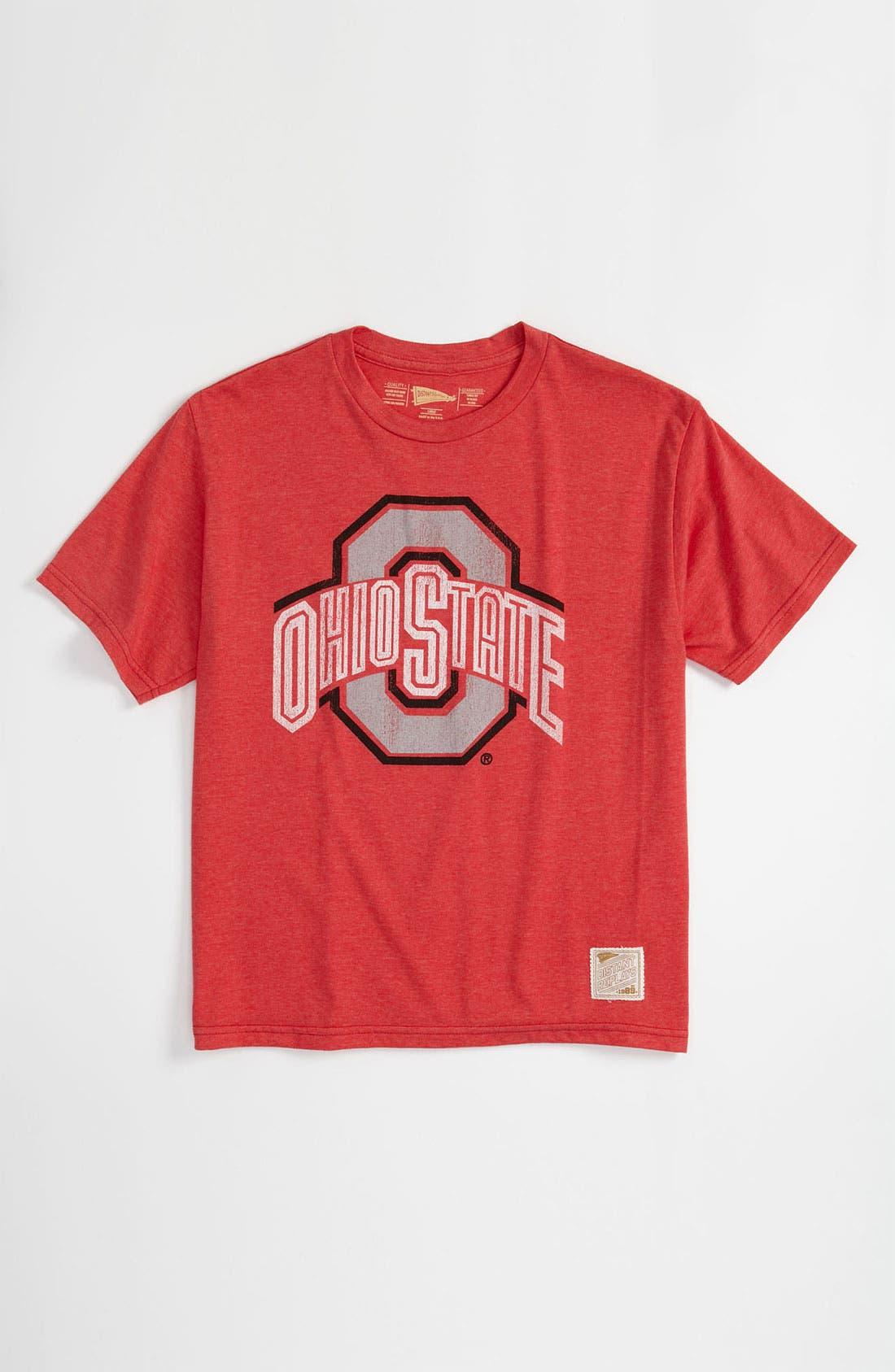 Alternate Image 1 Selected - Retro Brand 'Ohio State' T-Shirt (Big Boys)
