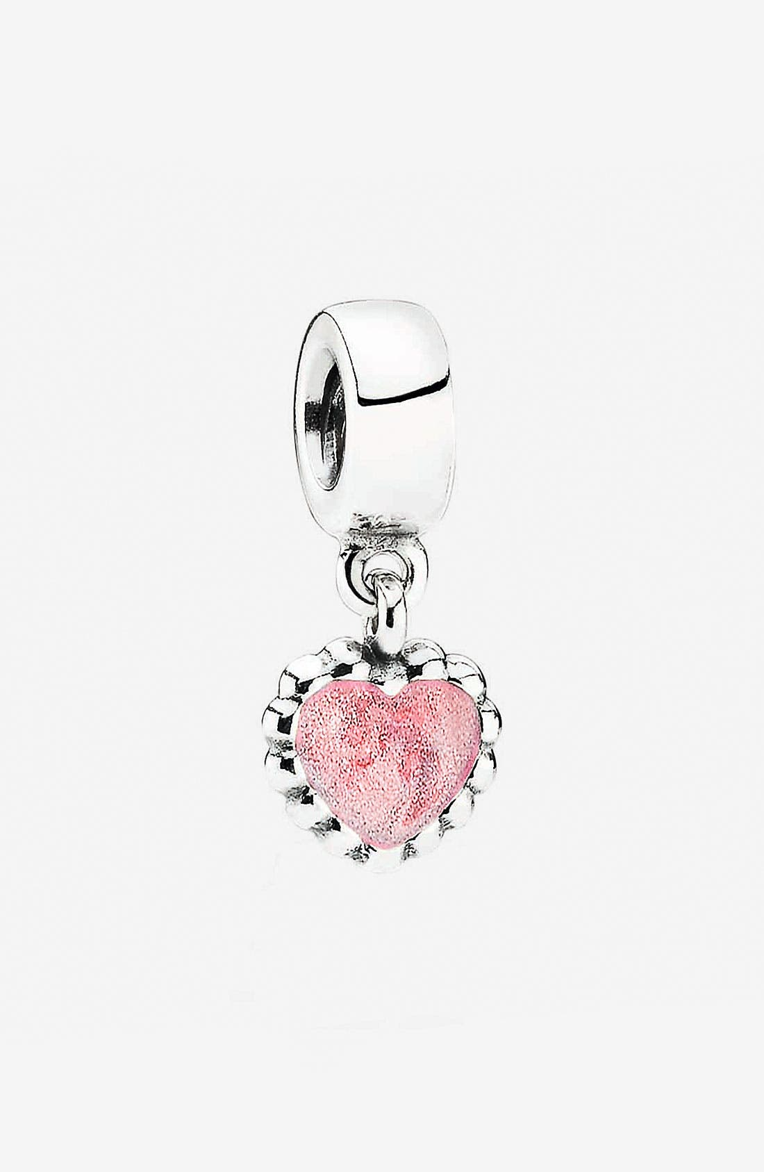 Alternate Image 1 Selected - PANDORA 'Young Love' Dangle Charm