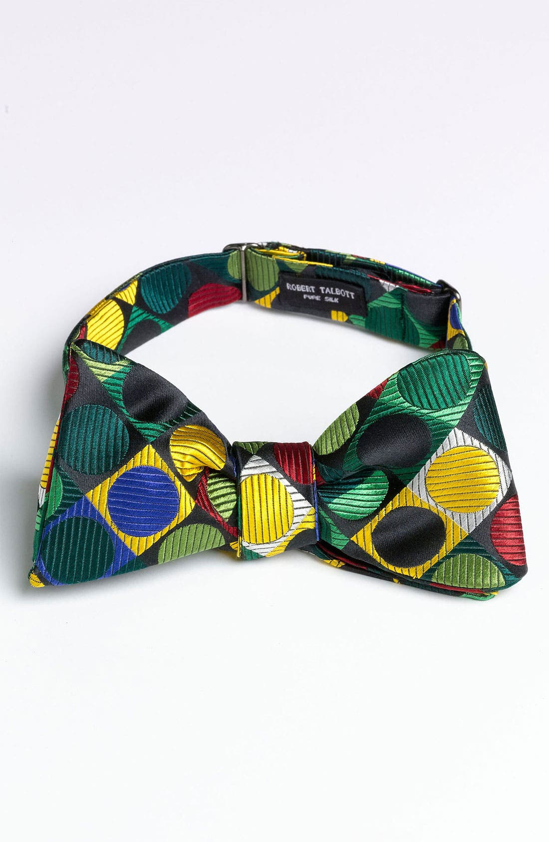 Alternate Image 1 Selected - Robert Talbott Silk Bow Tie