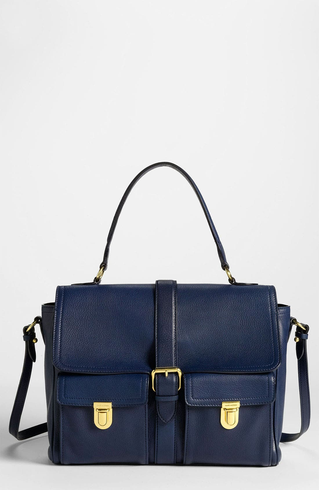 Main Image - MARC JACOBS 'Lola' Leather Satchel