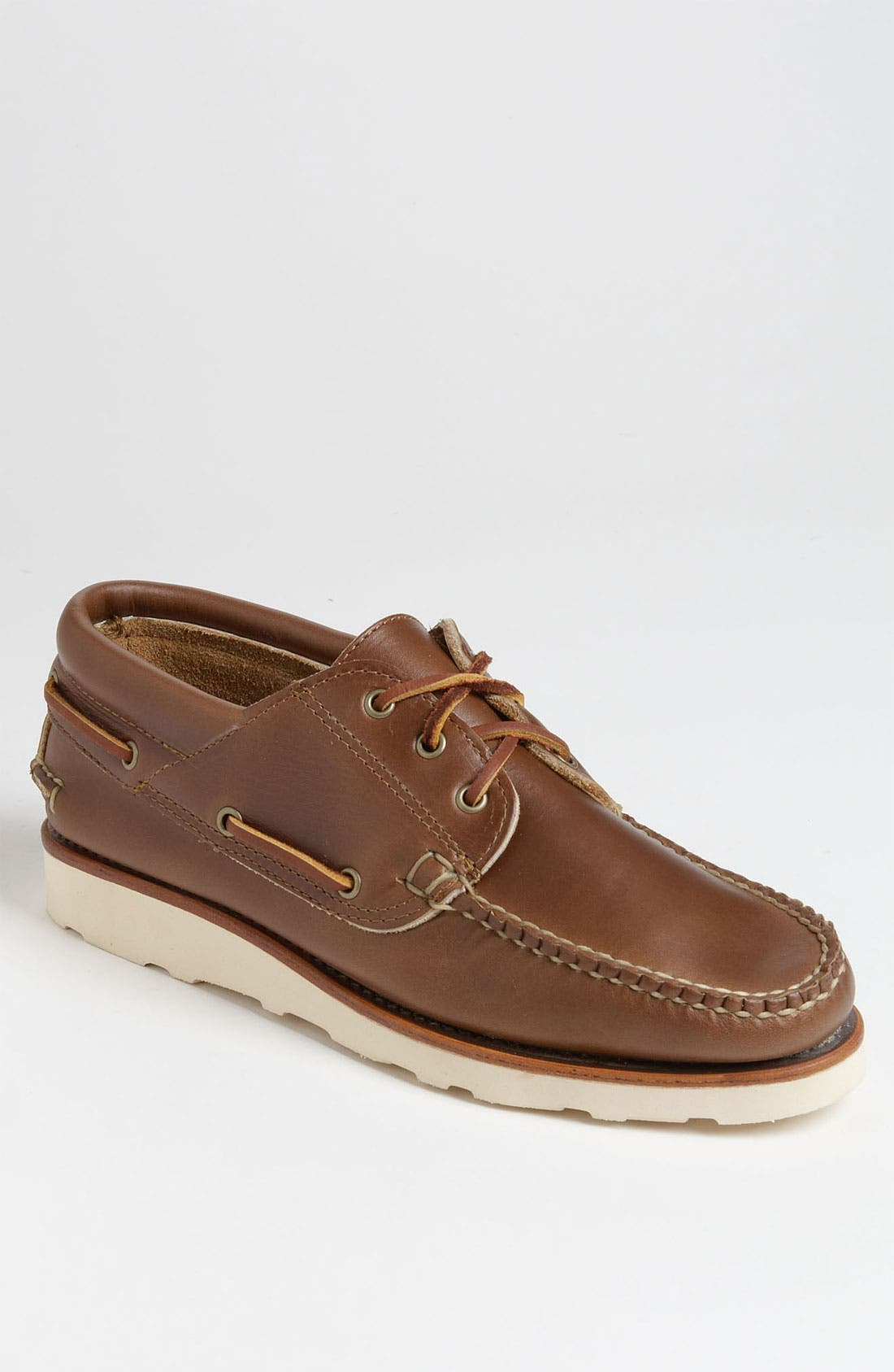 Main Image - Eastland Made in Maine 'Wiscasset USA' Boat Shoe (Online Only)