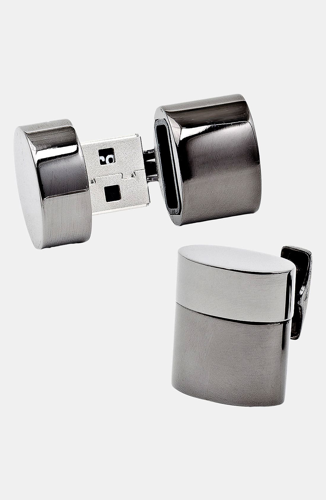 Alternate Image 1 Selected - Ox and Bull Trading Co. 4GB Flash Drive Cuff Links