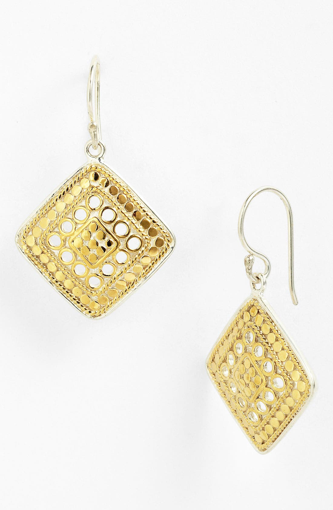 Alternate Image 1 Selected - Anna Beck 'Gili' Wire Rimmed Drop Earrings (Nordstrom Exclusive)