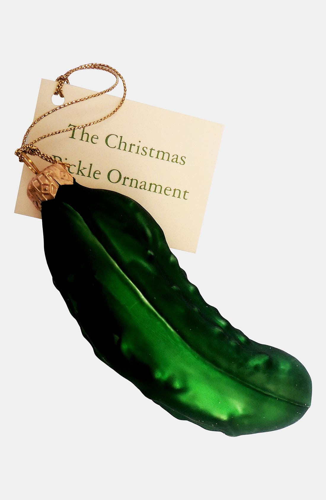 Main Image - Nordstrom at Home Pickle Ornament