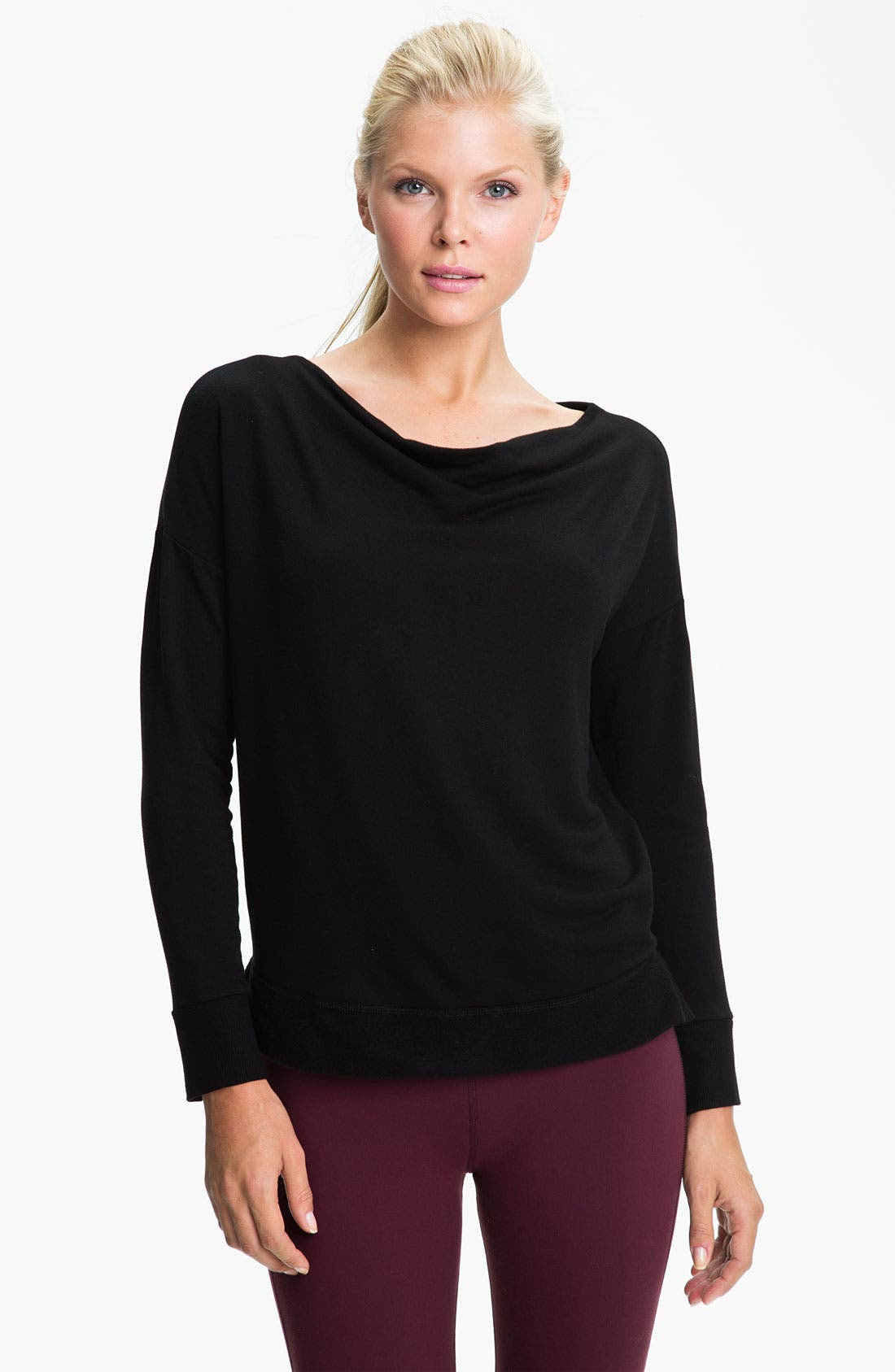 Main Image - Beyond Yoga 'Shifted' Pullover