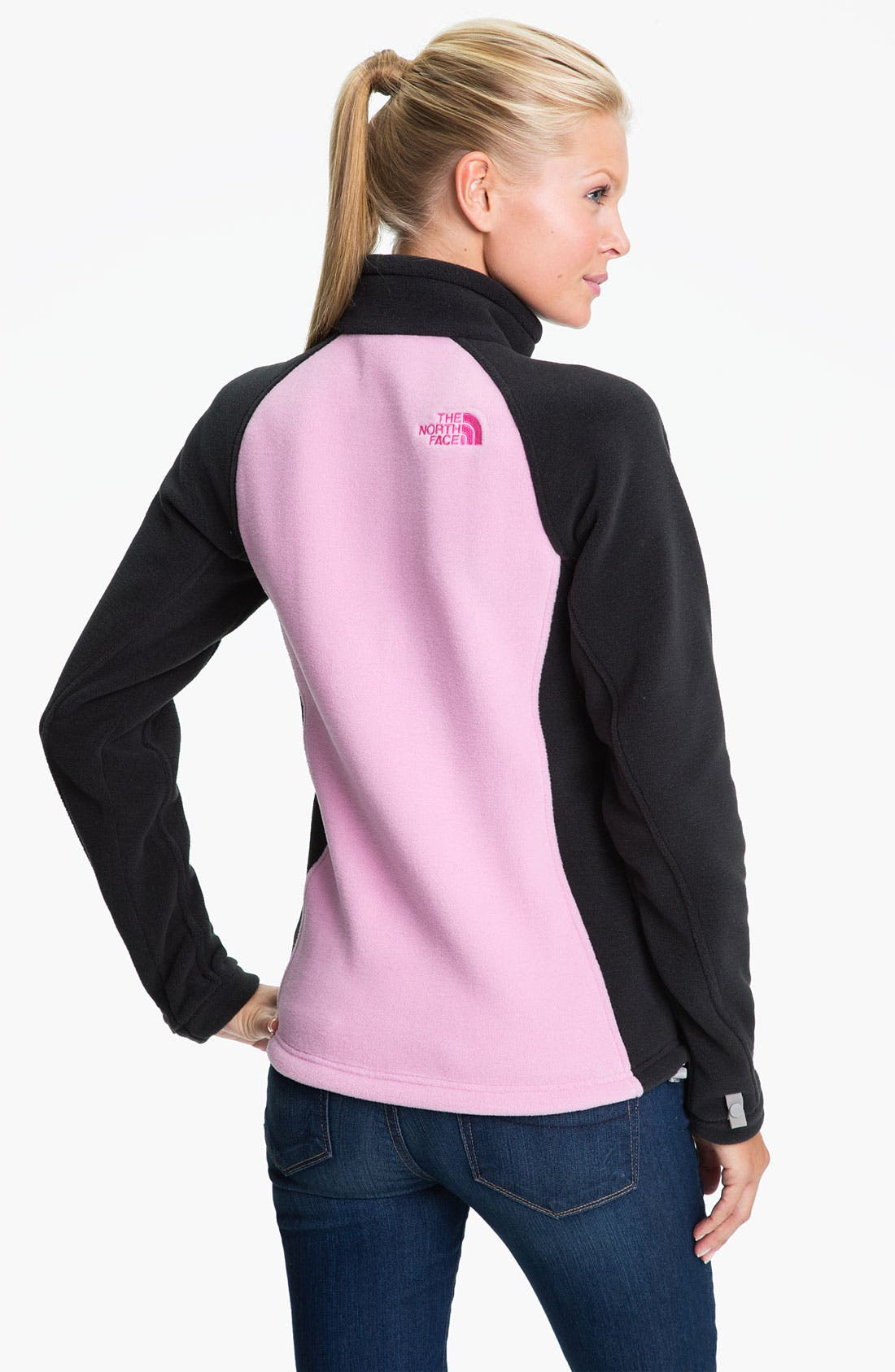 Alternate Image 2  - The North Face 'Khumbu Pink Ribbon' Jacket